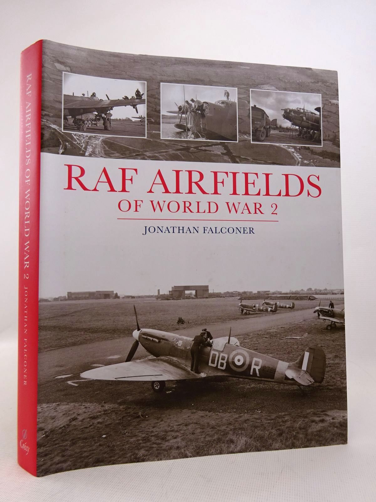 Photo of RAF AIRFIELDS OF WORLD WAR 2 written by Falconer, Jonathan published by Crecy Publishing Limited (STOCK CODE: 1816916)  for sale by Stella & Rose's Books