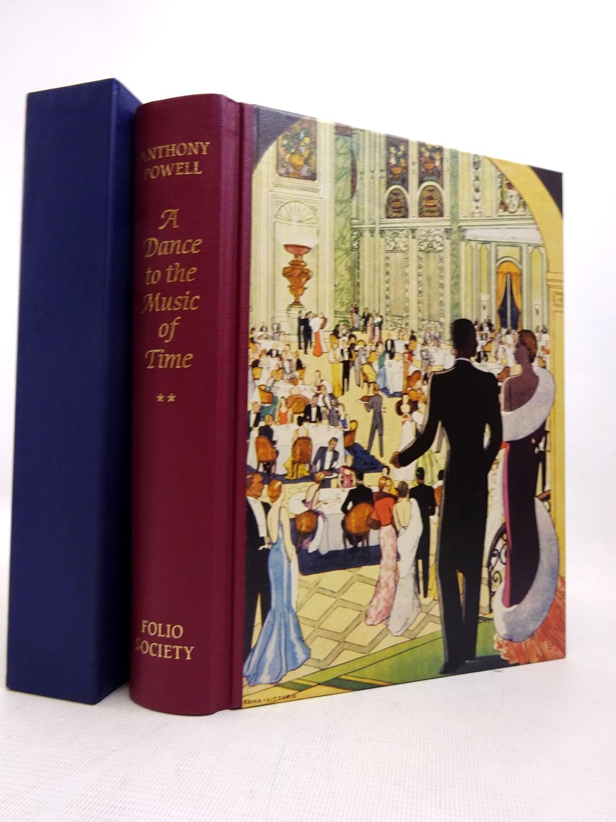 Photo of A DANCE TO THE MUSIC OF TIME: SUMMER written by Powell, Anthony published by Folio Society (STOCK CODE: 1816959)  for sale by Stella & Rose's Books