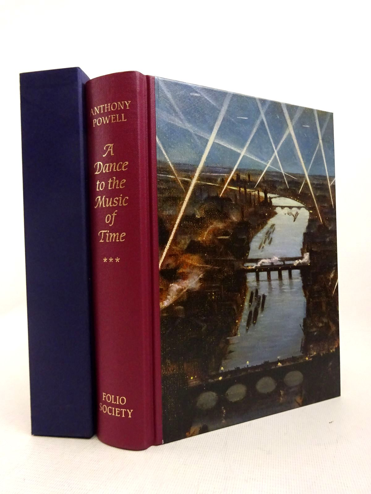 Photo of A DANCE TO THE MUSIC OF TIME: AUTUMN written by Powell, Anthony published by Folio Society (STOCK CODE: 1816962)  for sale by Stella & Rose's Books