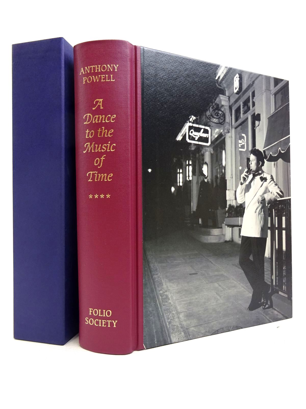Photo of A DANCE TO THE MUSIC OF TIME: WINTER written by Powell, Anthony published by Folio Society (STOCK CODE: 1816963)  for sale by Stella & Rose's Books
