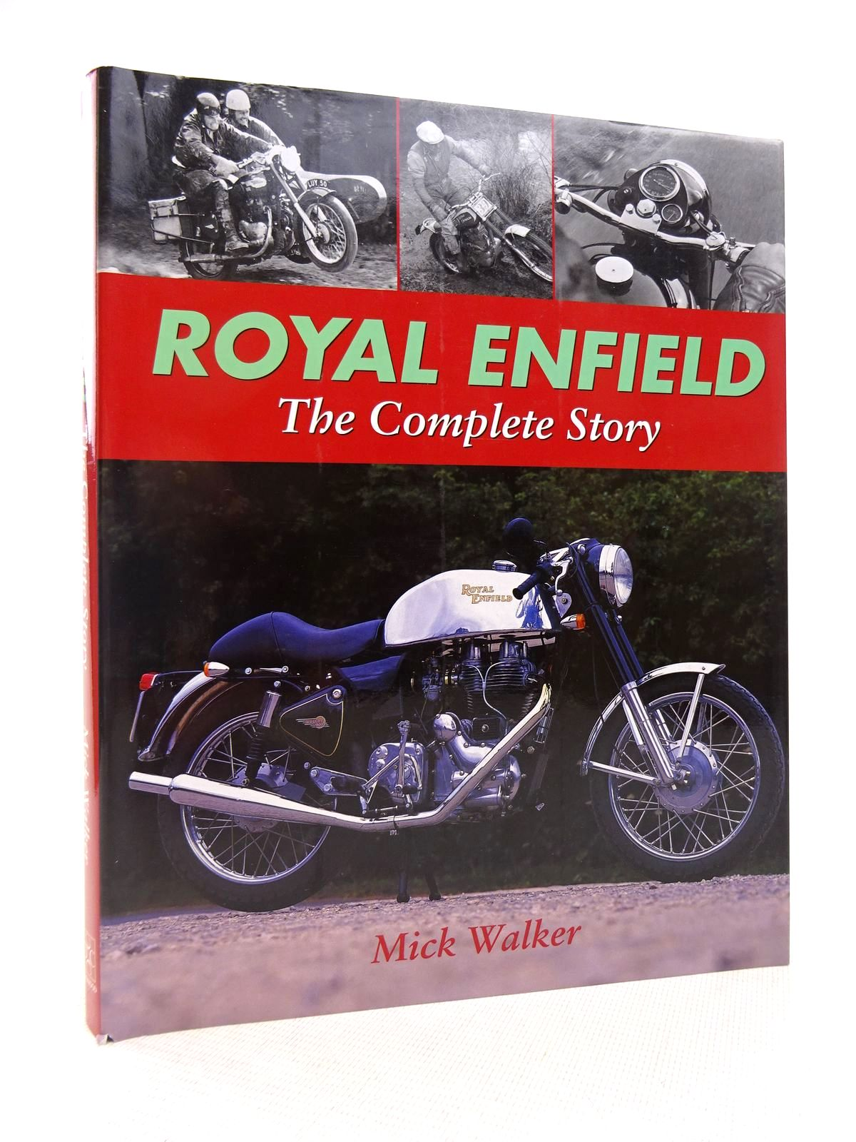Photo of ROYAL ENFIELD: THE COMPLETE STORY- Stock Number: 1816969
