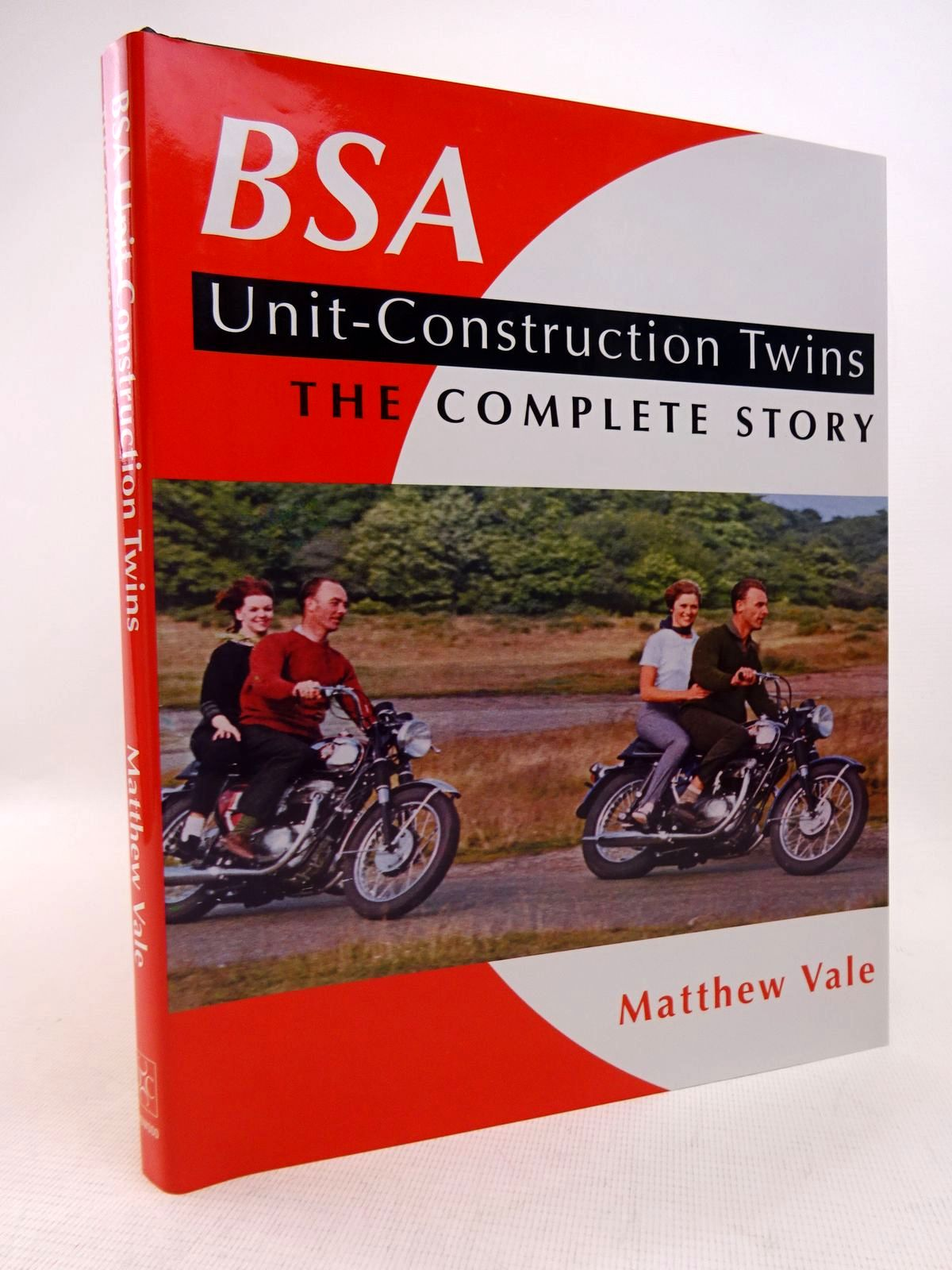 Photo of BSA UNIT-CONSTRUCTION TWINS: THE COMPLETE STORY written by Vale, Matthew published by Crowood (STOCK CODE: 1816972)  for sale by Stella & Rose's Books