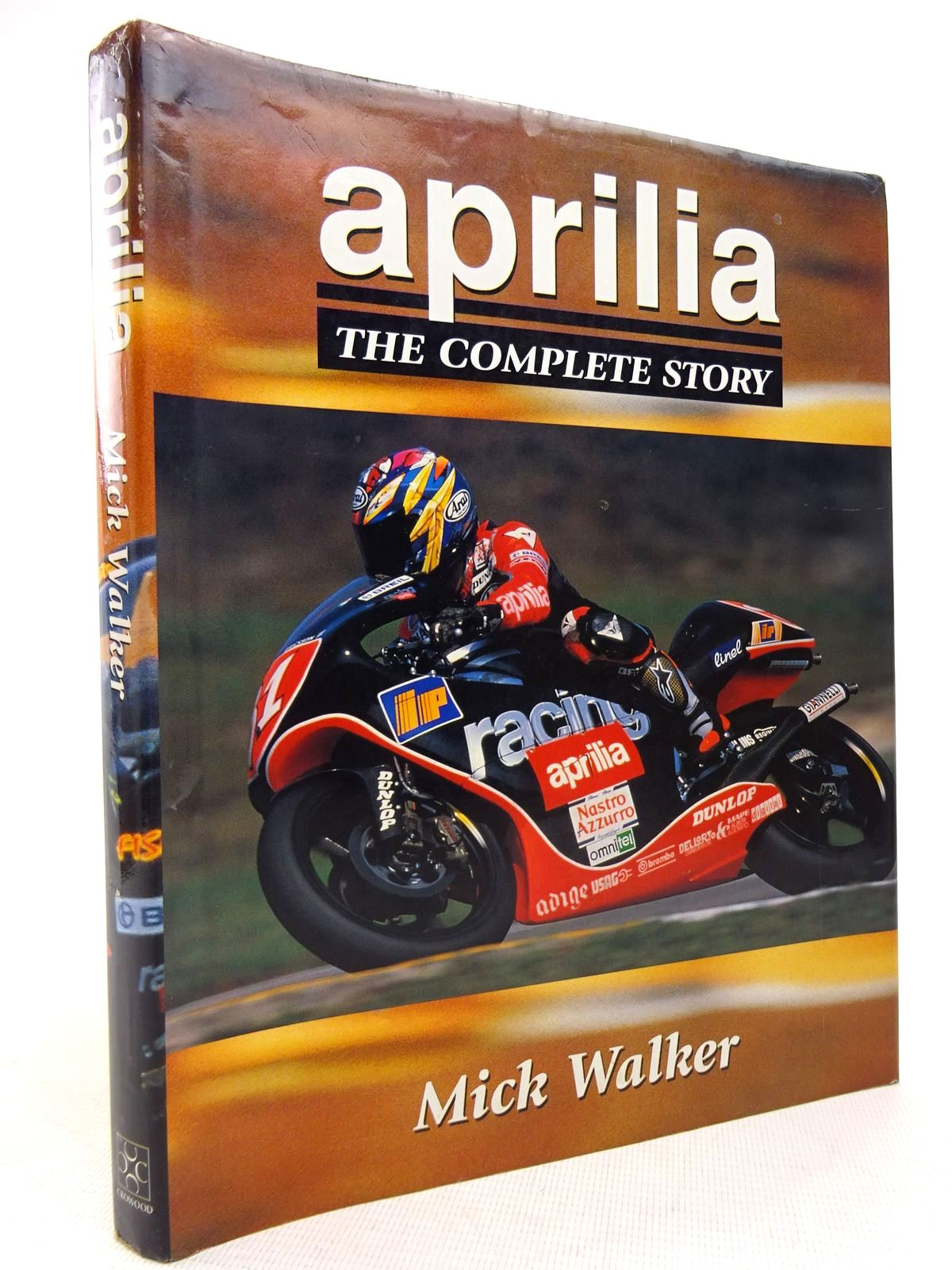 Photo of APRILIA THE COMPLETE STORY written by Walker, Mick published by The Crowood Press (STOCK CODE: 1816976)  for sale by Stella & Rose's Books