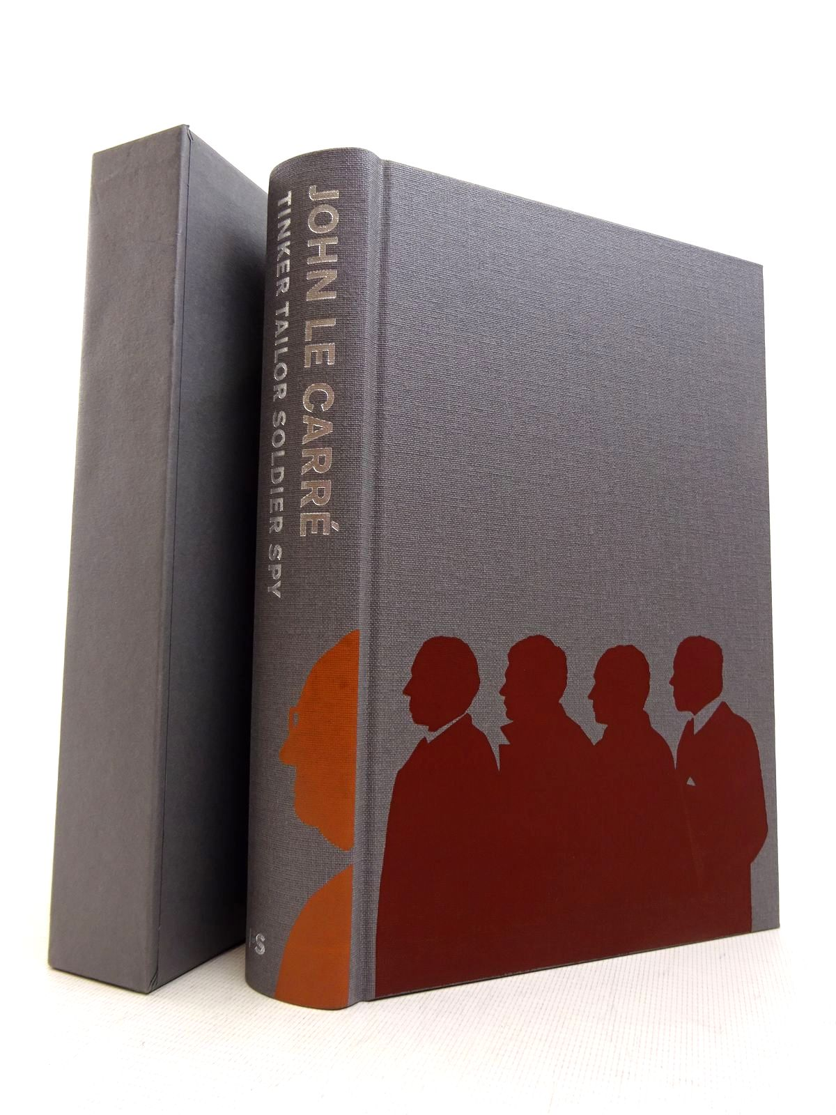 Photo of TINKER TAILOR SOLDIER SPY written by Le Carre, John illustrated by Laing, Tim published by Folio Society (STOCK CODE: 1817022)  for sale by Stella & Rose's Books