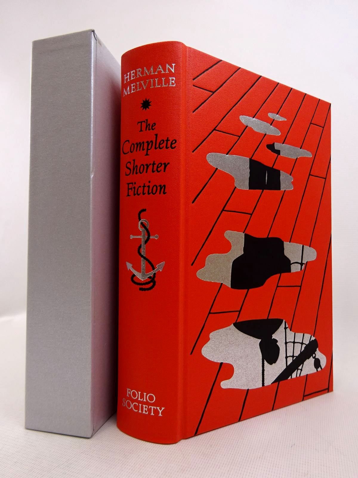 Photo of THE COMPLETE SHORTER FICTION written by Melville, Herman illustrated by Bragg, Bill published by Folio Society (STOCK CODE: 1817030)  for sale by Stella & Rose's Books
