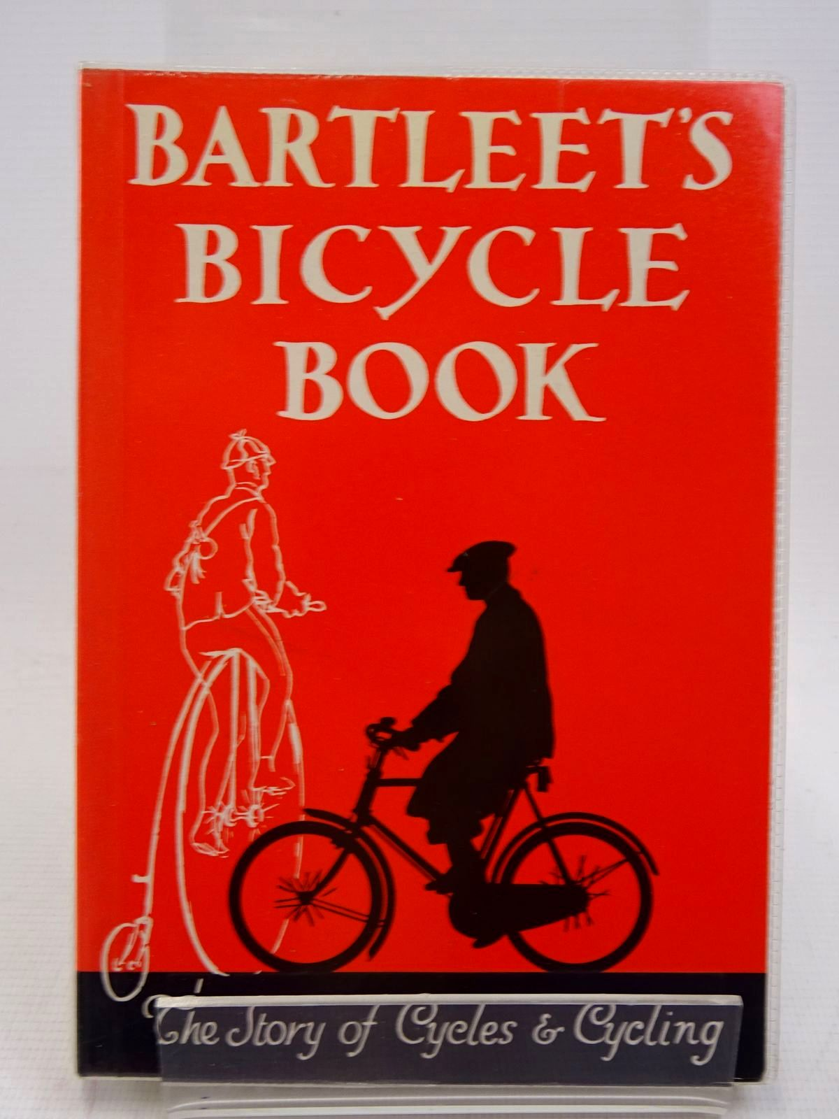 Photo of BARTLEET'S BICYCLE BOOK written by Bartleet, H.W. published by Ed. J. Burrow & Co. Ltd. (STOCK CODE: 1817066)  for sale by Stella & Rose's Books