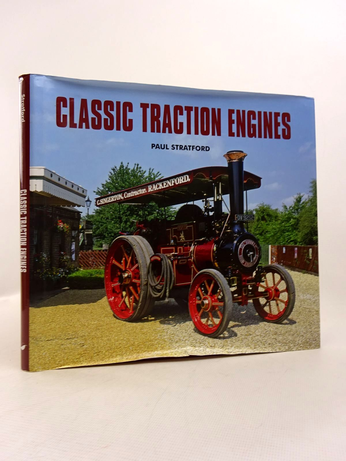 Photo of CLASSIC TRACTION ENGINES written by Stratford, Paul published by Halsgrove (STOCK CODE: 1817094)  for sale by Stella & Rose's Books