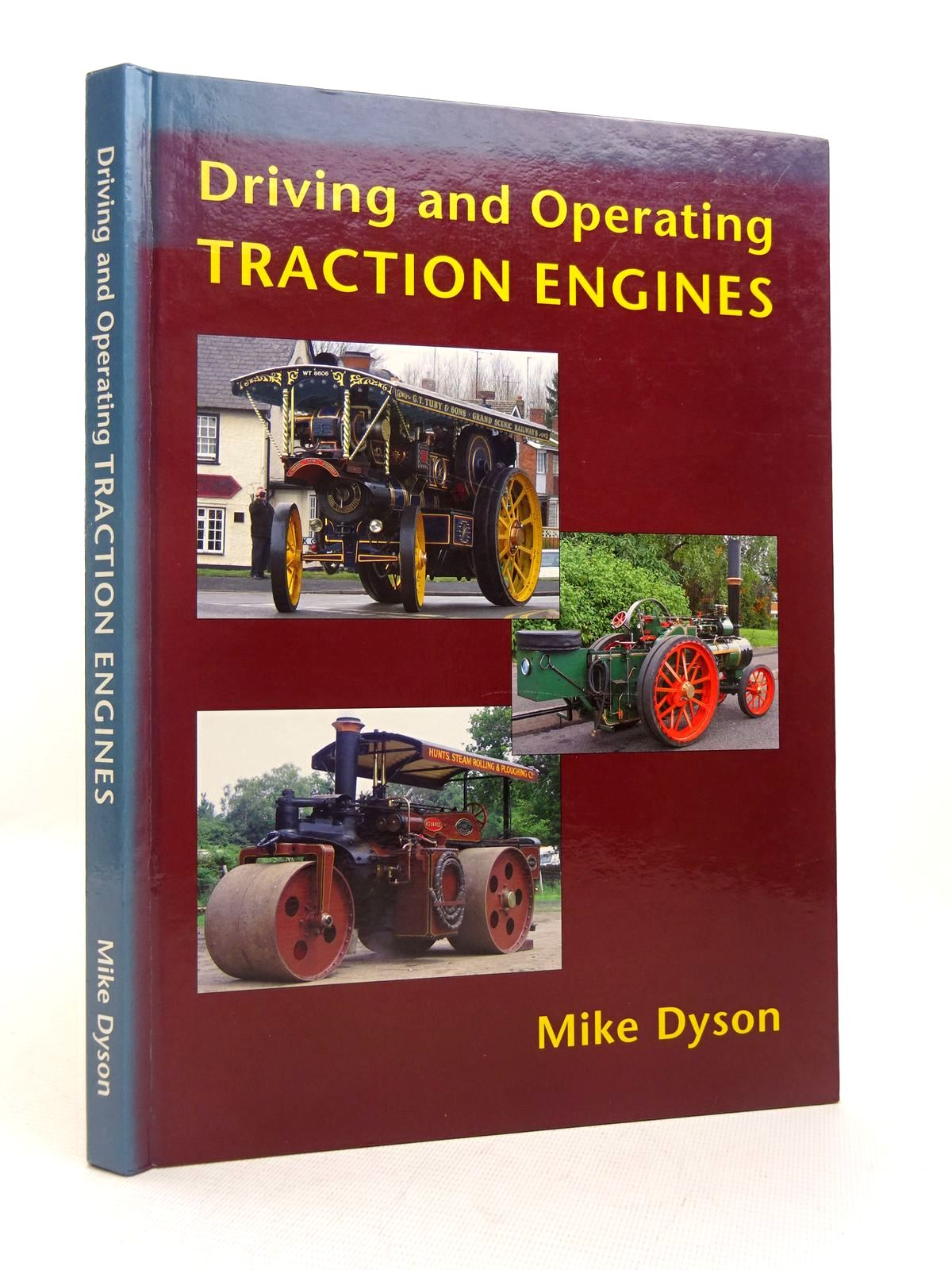 Photo of DRIVING AND OPERATING TRACTION ENGINES written by Dyson, Mike published by Haven Publishing (STOCK CODE: 1817095)  for sale by Stella & Rose's Books