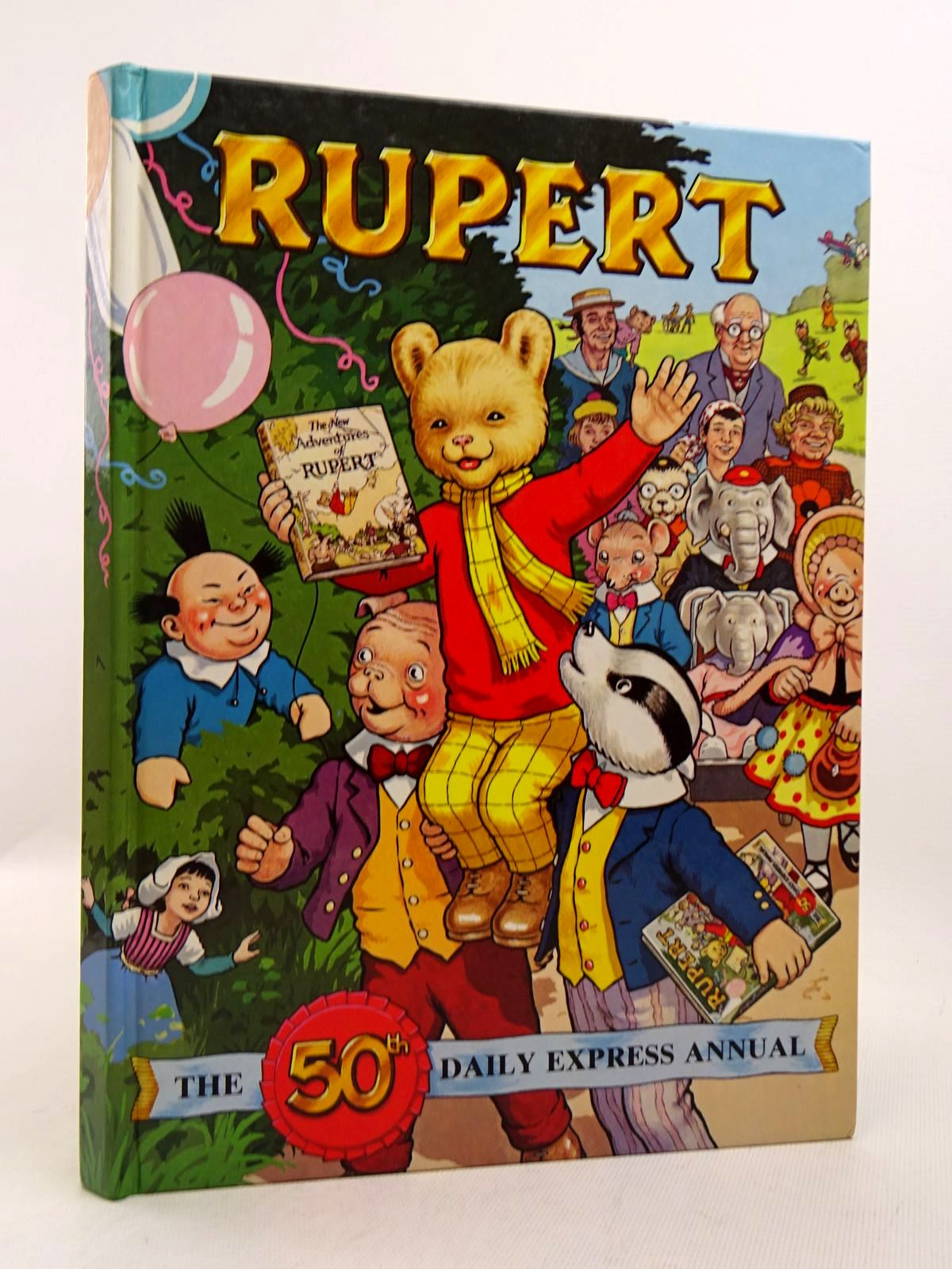 Photo of RUPERT ANNUAL 1985