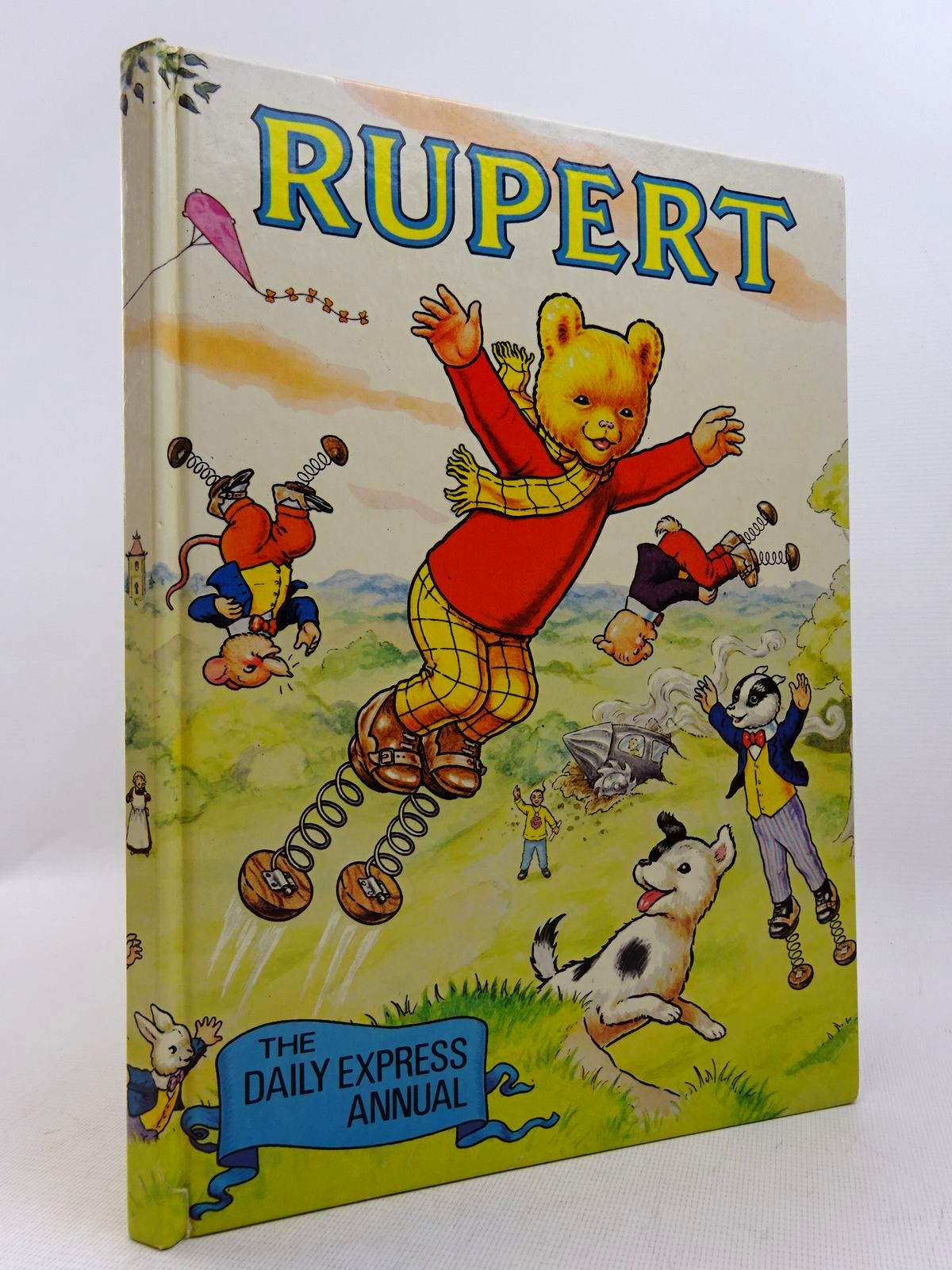 Photo of RUPERT ANNUAL 1982 illustrated by Harrold, John published by Express Newspapers Ltd. (STOCK CODE: 1817124)  for sale by Stella & Rose's Books