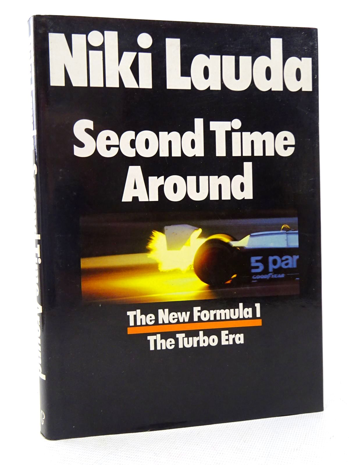 Photo of SECOND TIME AROUND written by Lauda, Niki published by Guild Publishing (STOCK CODE: 1817132)  for sale by Stella & Rose's Books