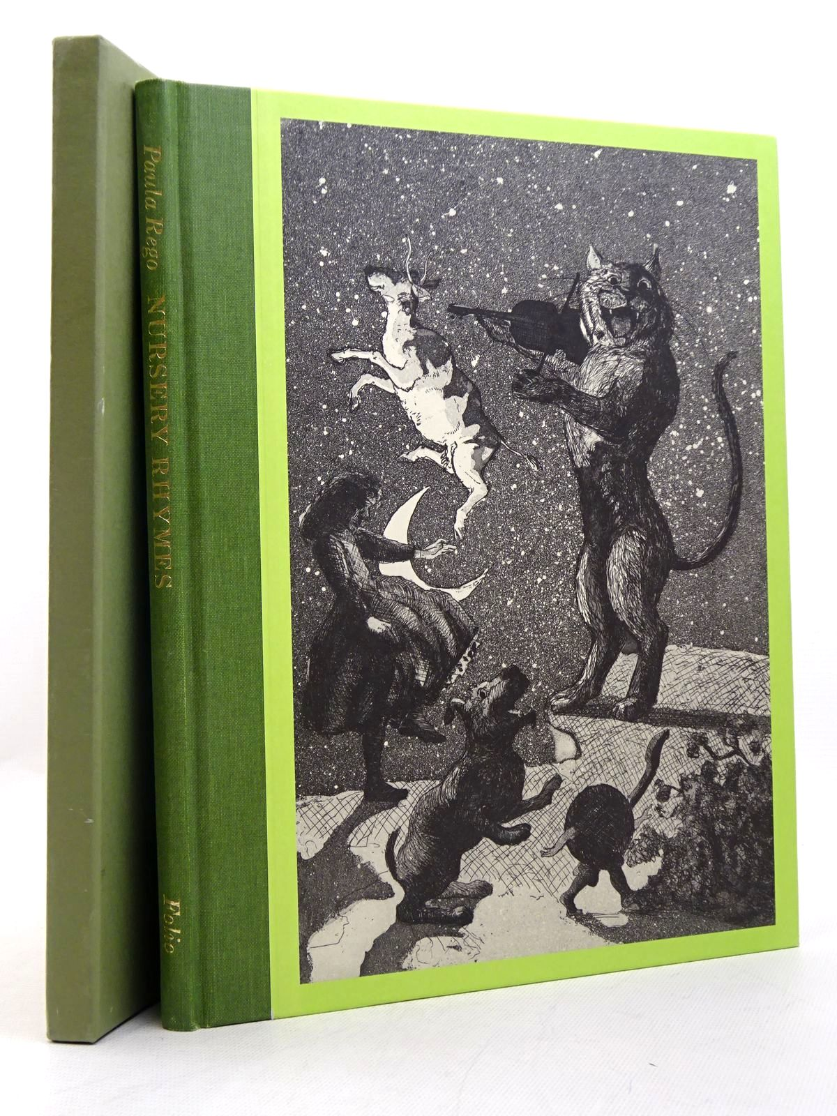 Photo of NURSERY RHYMES illustrated by Rego, Paula published by Folio Society (STOCK CODE: 1817187)  for sale by Stella & Rose's Books