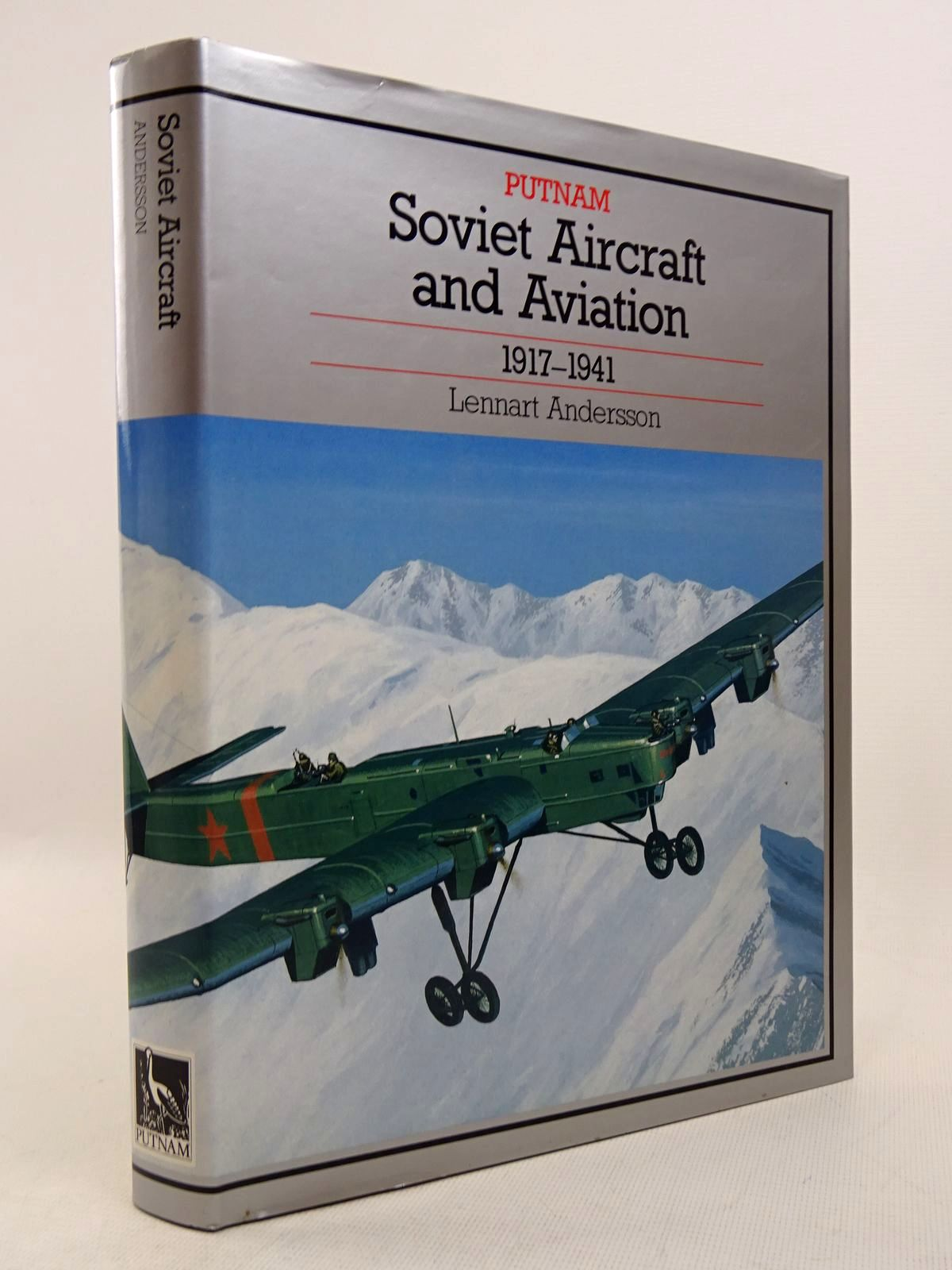 Photo of SOVIET AIRCRAFT AND AVIATION 1917-1941 written by Andersson, Lennart published by Putnam (STOCK CODE: 1817202)  for sale by Stella & Rose's Books