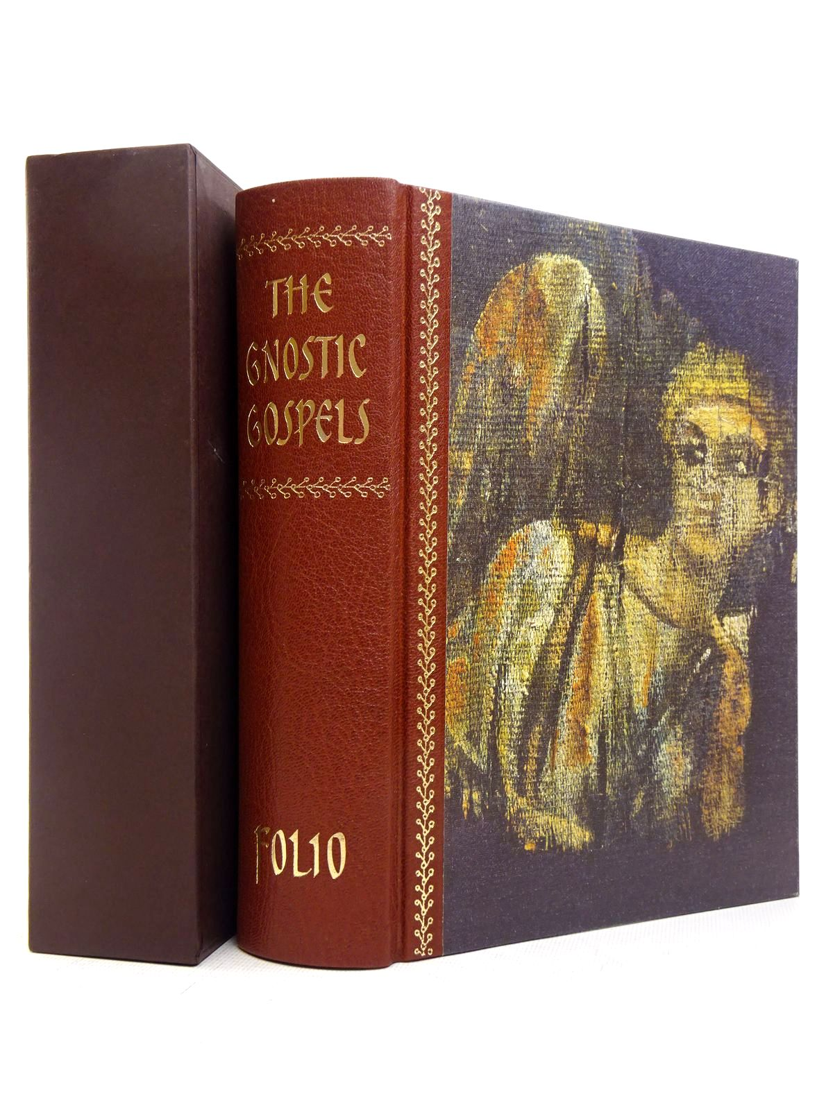 Photo of THE GNOSTIC GOSPELS written by Meyer, Marvin published by Folio Society (STOCK CODE: 1817212)  for sale by Stella & Rose's Books