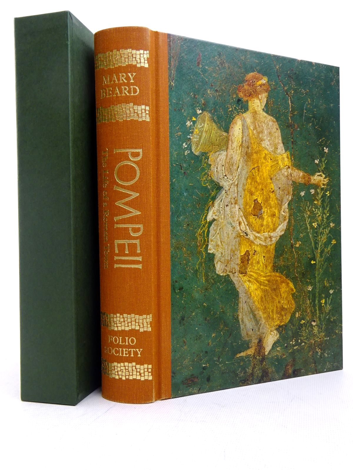 Photo of POMPEII: THE LIFE OF A ROMAN TOWN written by Beard, Mary published by Folio Society (STOCK CODE: 1817213)  for sale by Stella & Rose's Books