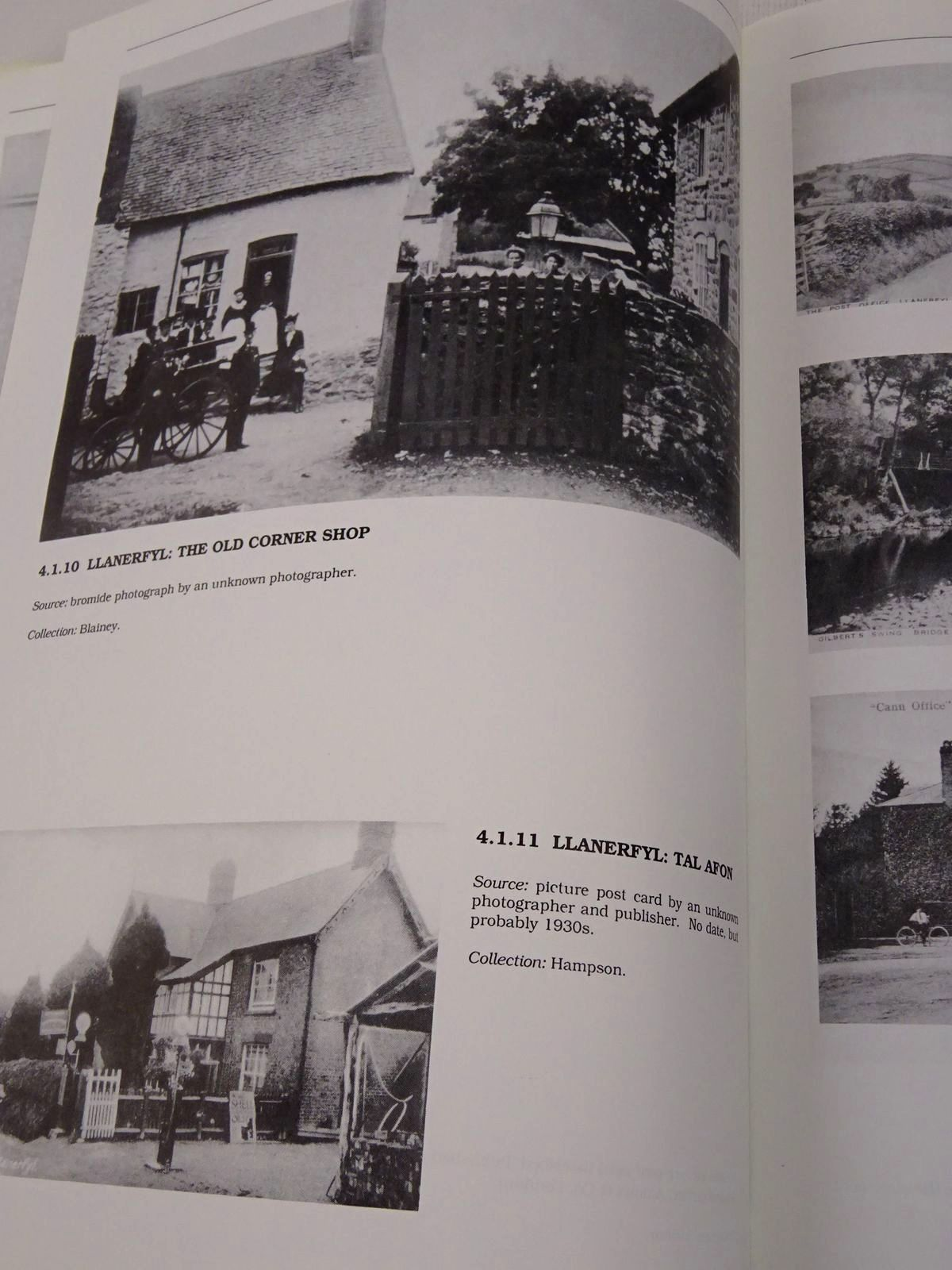 Photo of THE PHOTOGRAPHER IN RURAL WALES written by Pryce, W.T.R. published by The Powysland Club (STOCK CODE: 1817238)  for sale by Stella & Rose's Books