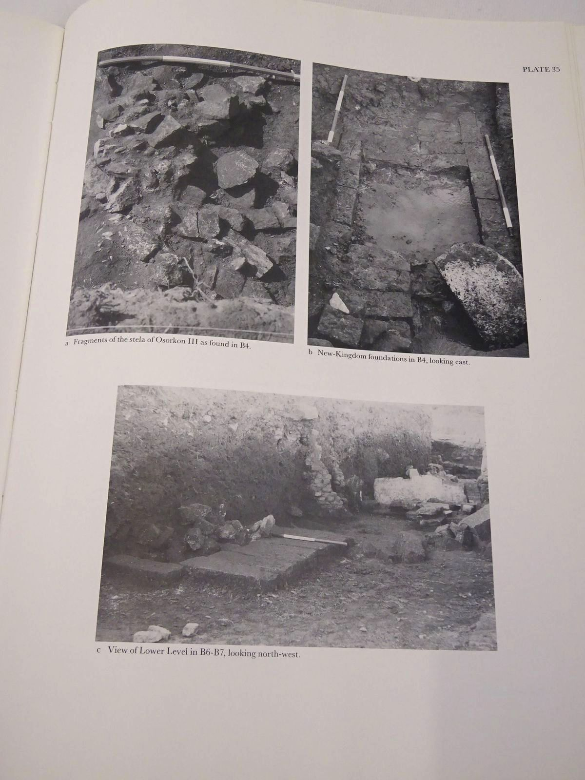Photo of EXCAVATIONS AT EL-ASHMUNEIN II THE TEMPLE AREA written by Spencer, A.J. published by British Museum Publications (STOCK CODE: 1817239)  for sale by Stella & Rose's Books