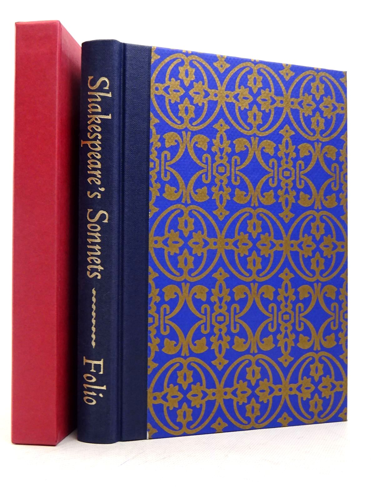 Photo of SHAKESPEARE'S SONNETS AND A LOVER'S COMPLAINT written by Shakespeare, William illustrated by Brett, Simon<br />et al.,  published by Folio Society (STOCK CODE: 1817289)  for sale by Stella & Rose's Books