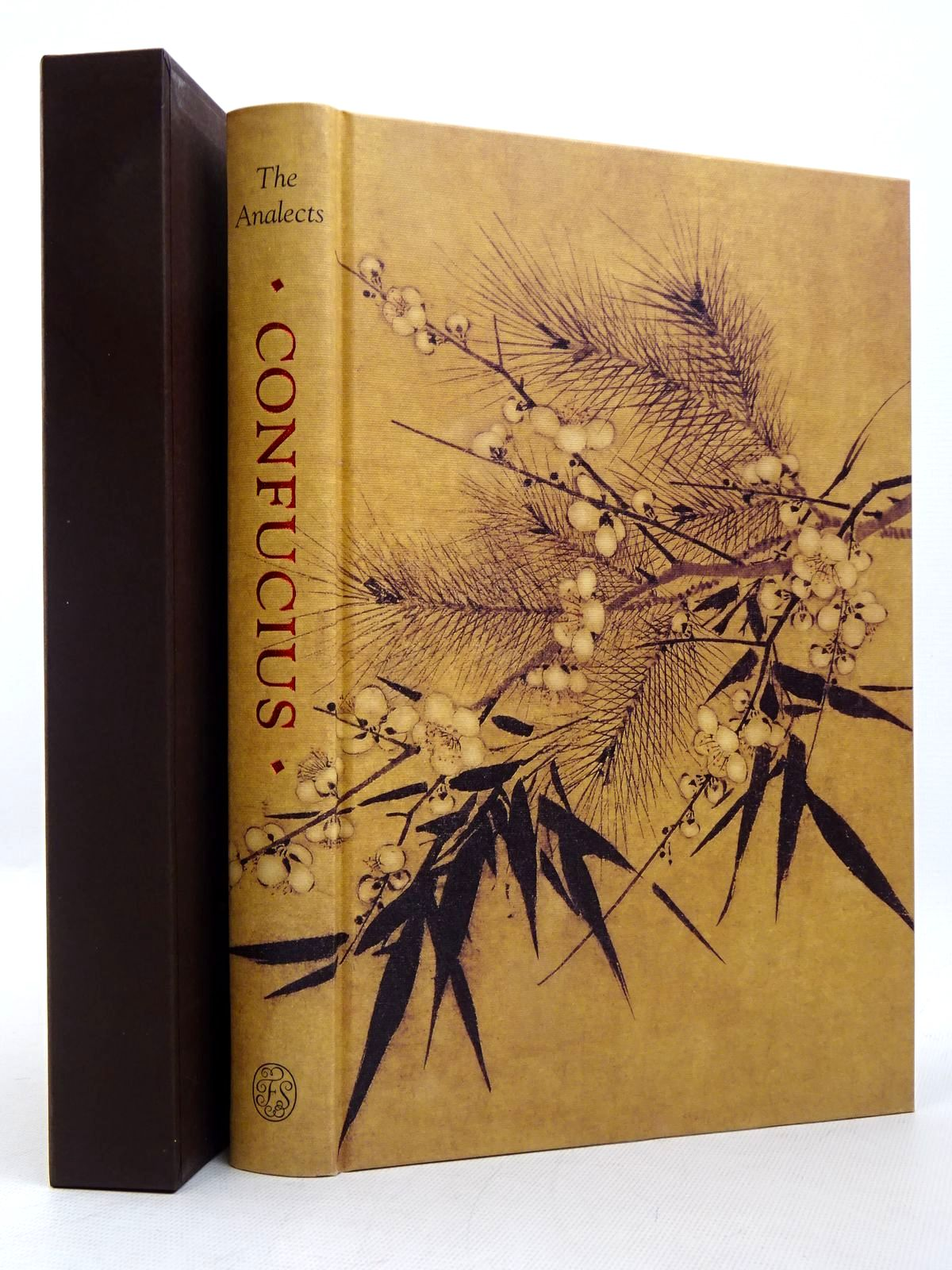 Photo of CONFUCIUS THE ANALECTS written by Yu, Lun<br />Lau, D.C.<br />Grayling, A.C. published by Folio Society (STOCK CODE: 1817298)  for sale by Stella & Rose's Books