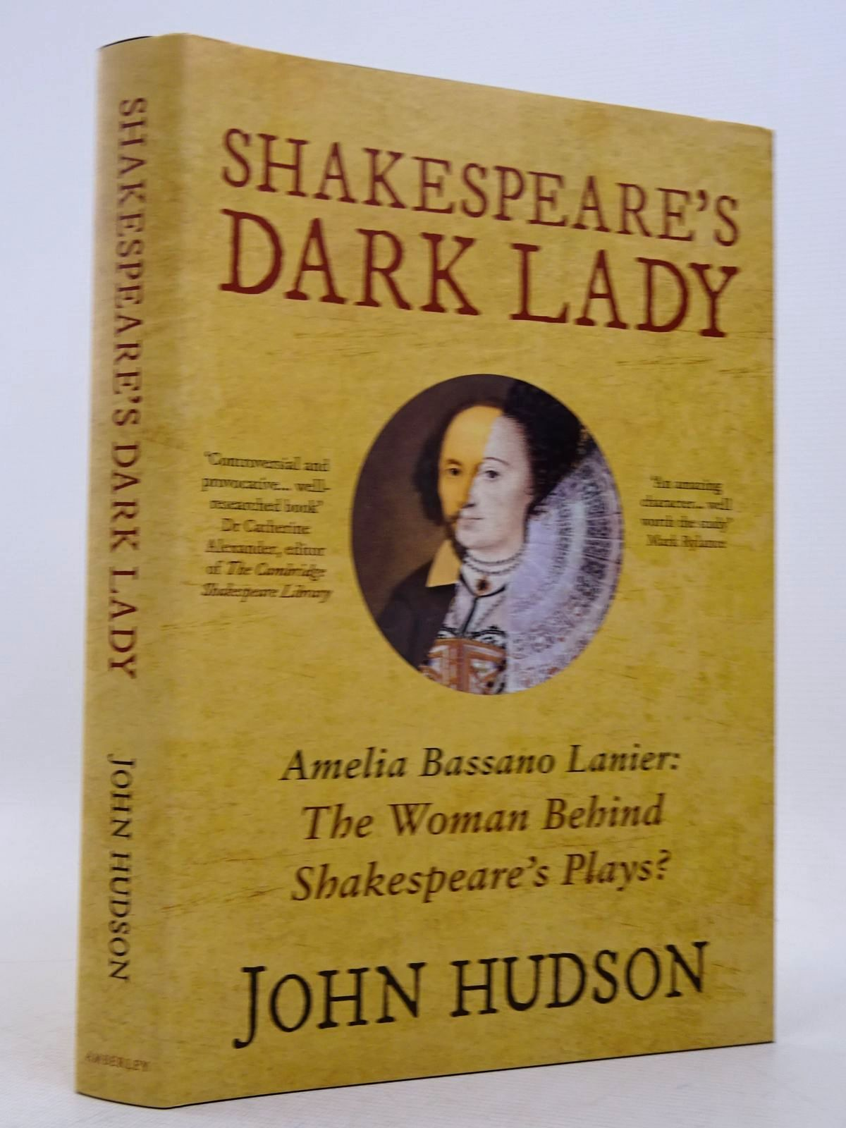 Photo of SHAKESPEARE'S DARK LADY written by Hudson, John published by Amberley (STOCK CODE: 1817307)  for sale by Stella & Rose's Books