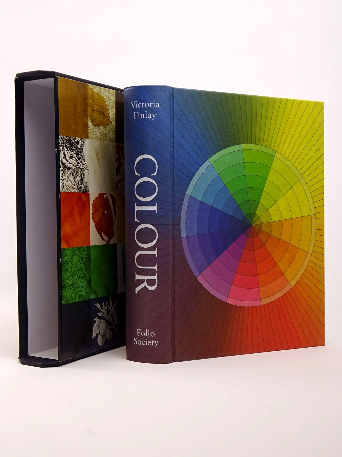 Photo of COLOUR TRAVELS THROUGH THE PAINTBOX written by Finlay, Victoria published by Folio Society (STOCK CODE: 1817354)  for sale by Stella & Rose's Books
