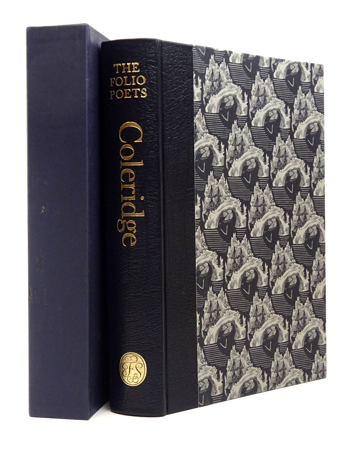 Photo of SAMUEL TAYLOR COLERIDGE SELECTED POEMS written by Coleridge, Samuel Taylor illustrated by Macgregor, Miriam published by Folio Society (STOCK CODE: 1817359)  for sale by Stella & Rose's Books