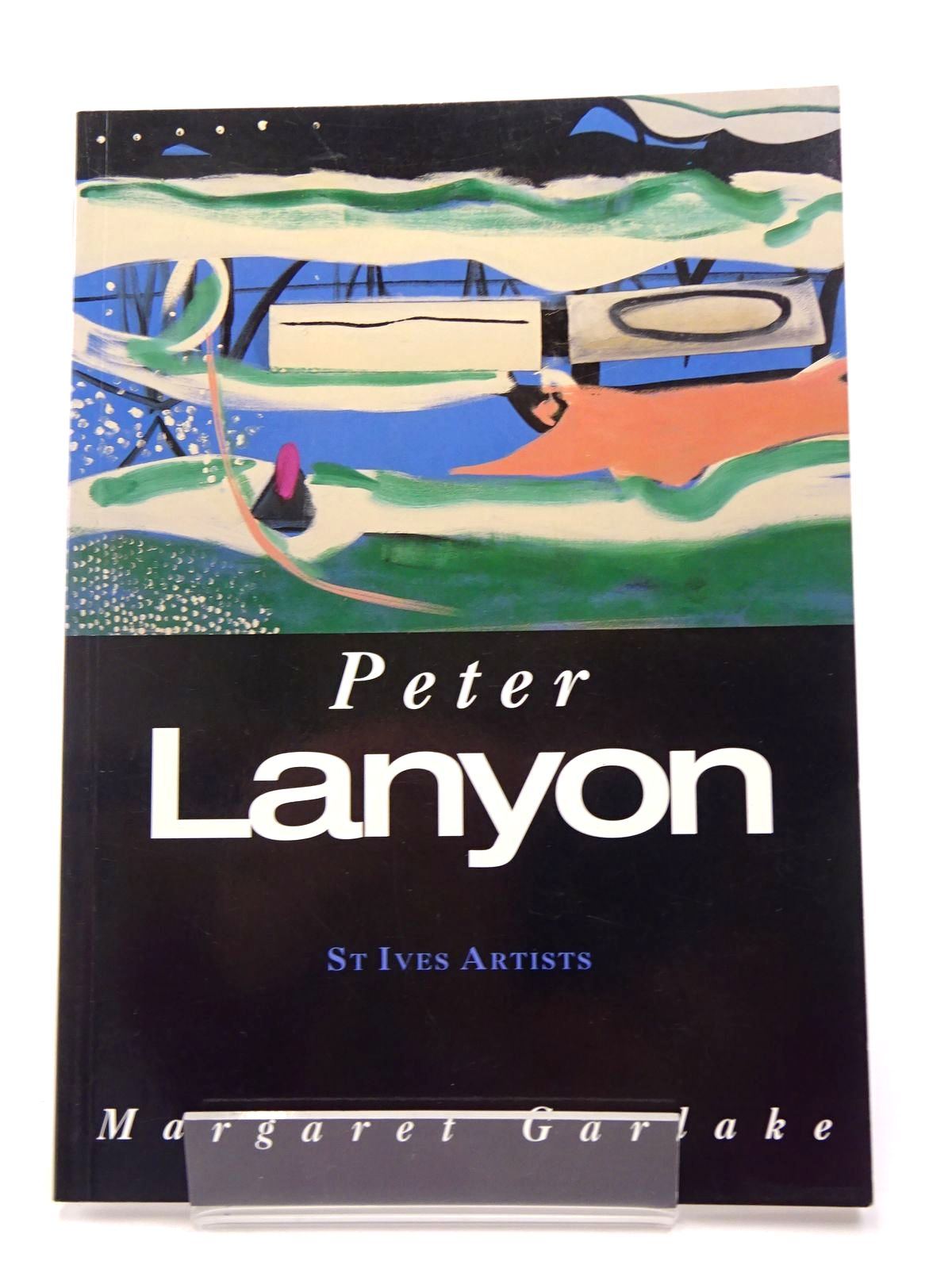 Photo of PETER LANYON written by Garlake, Margaret illustrated by Lanyon, Peter published by Tate Publishing (STOCK CODE: 1817385)  for sale by Stella & Rose's Books