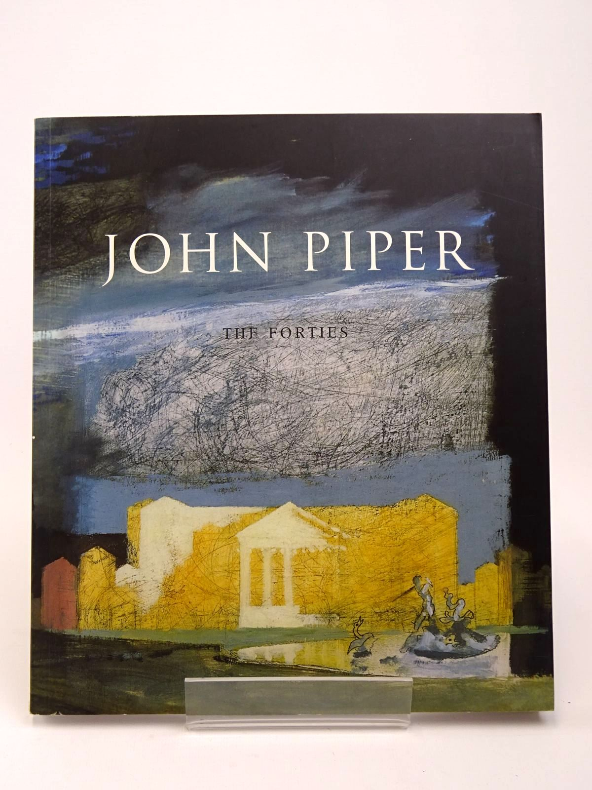 Photo of JOHN PIPER: THE FORTIES written by Jenkins, David Fraser illustrated by Piper, John published by Philip Wilson (STOCK CODE: 1817386)  for sale by Stella & Rose's Books