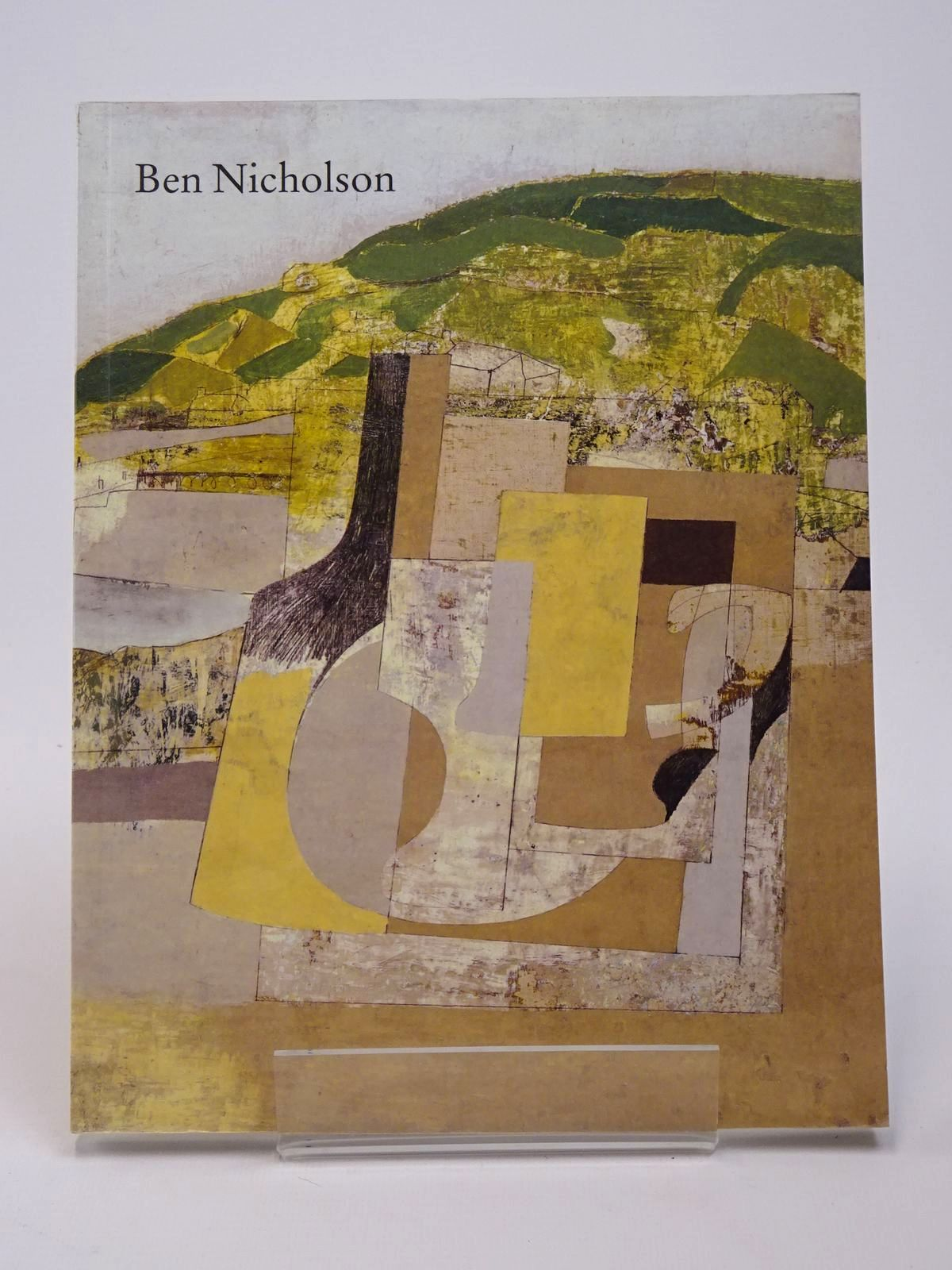 Photo of BEN NICHOLSON written by Stephens, Chris illustrated by Nicholson, Ben published by Tate Publishing (STOCK CODE: 1817394)  for sale by Stella & Rose's Books