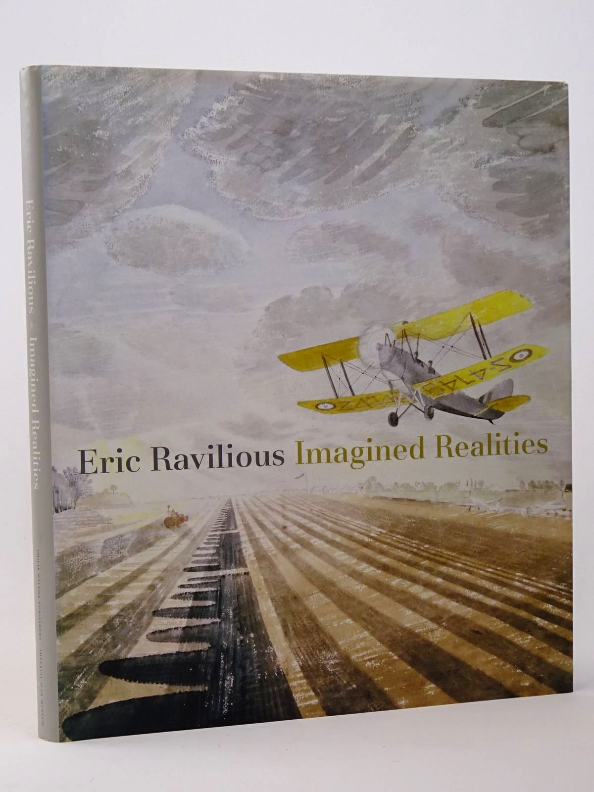Photo of ERIC RAVILIOUS: IMAGINED REALITIES written by Powers, Alan illustrated by Ravilious, Eric published by Philip Wilson (STOCK CODE: 1817398)  for sale by Stella & Rose's Books