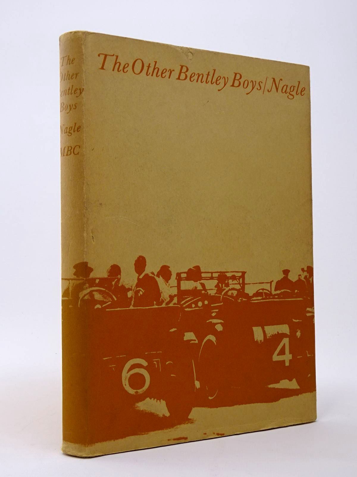 Photo of THE OTHER BENTLEY BOYS written by Nagle, Elizabeth published by Motoraces Book Club (STOCK CODE: 1817426)  for sale by Stella & Rose's Books