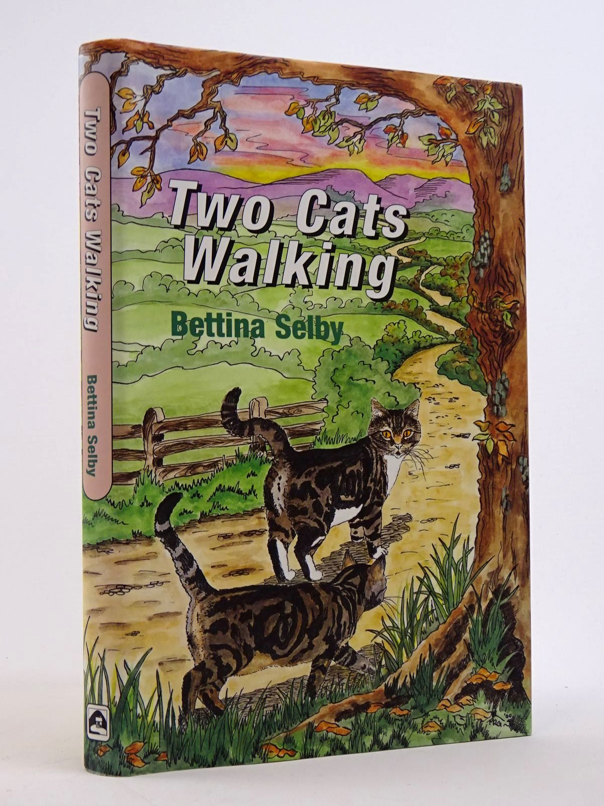 Photo of TWO CATS WALKING written by Selby, Bettina illustrated by Griffiths, Marieanne published by Mountain House (STOCK CODE: 1817446)  for sale by Stella & Rose's Books