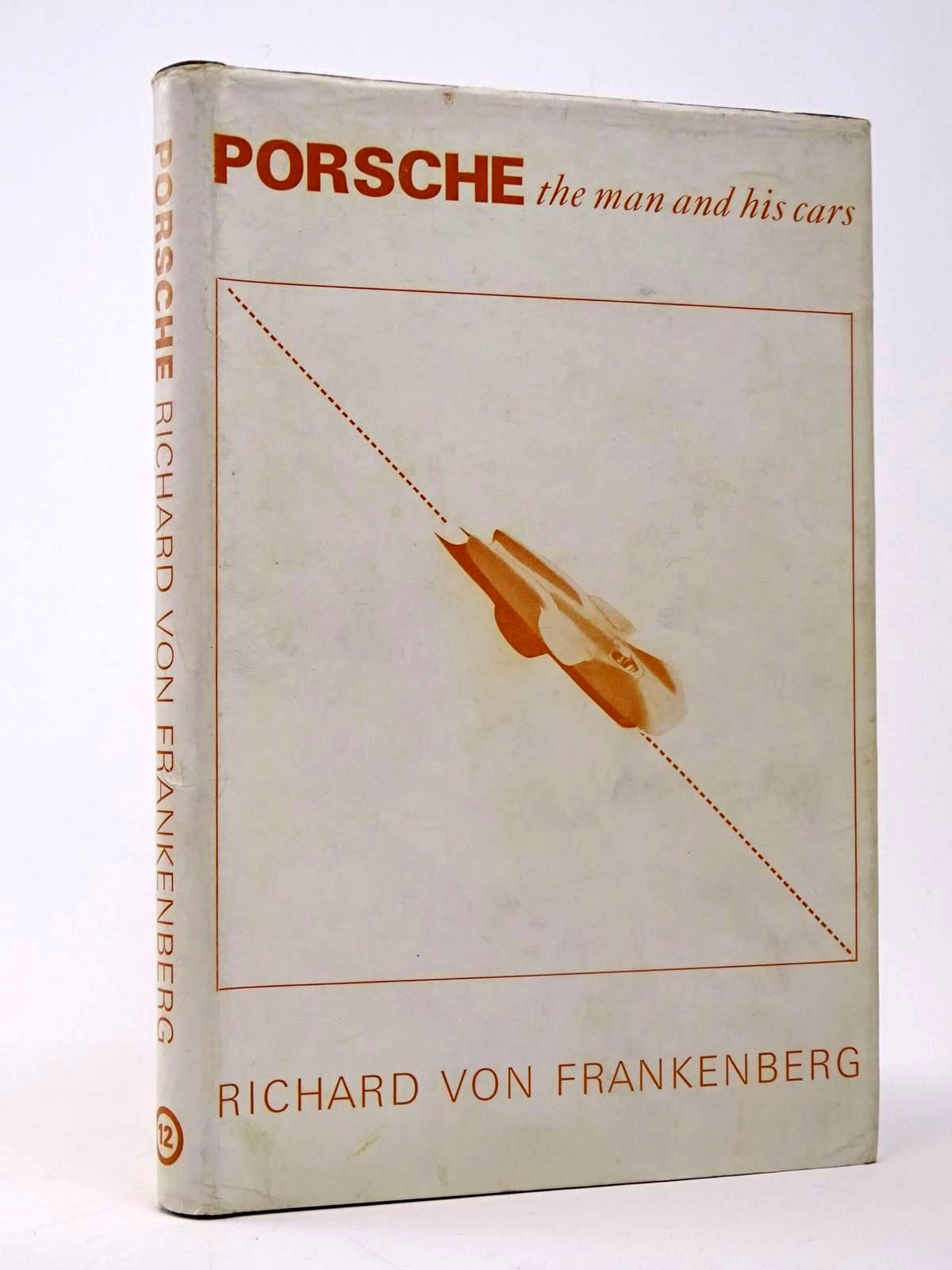 Photo of PORSCHE THE MAN AND HIS CARS written by Von Frankenberg, Richard<br />Meisl, Charles published by Motoraces Book Club (STOCK CODE: 1817471)  for sale by Stella & Rose's Books