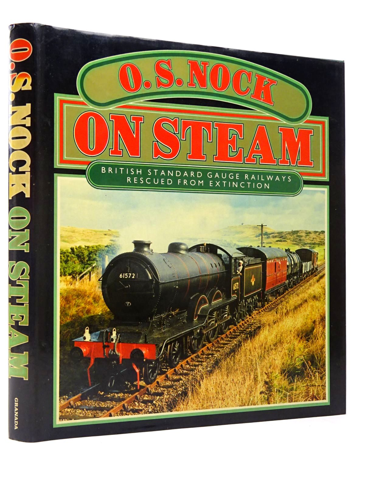 Photo of ON STEAM written by Nock, O.S. published by Granada (STOCK CODE: 1817509)  for sale by Stella & Rose's Books