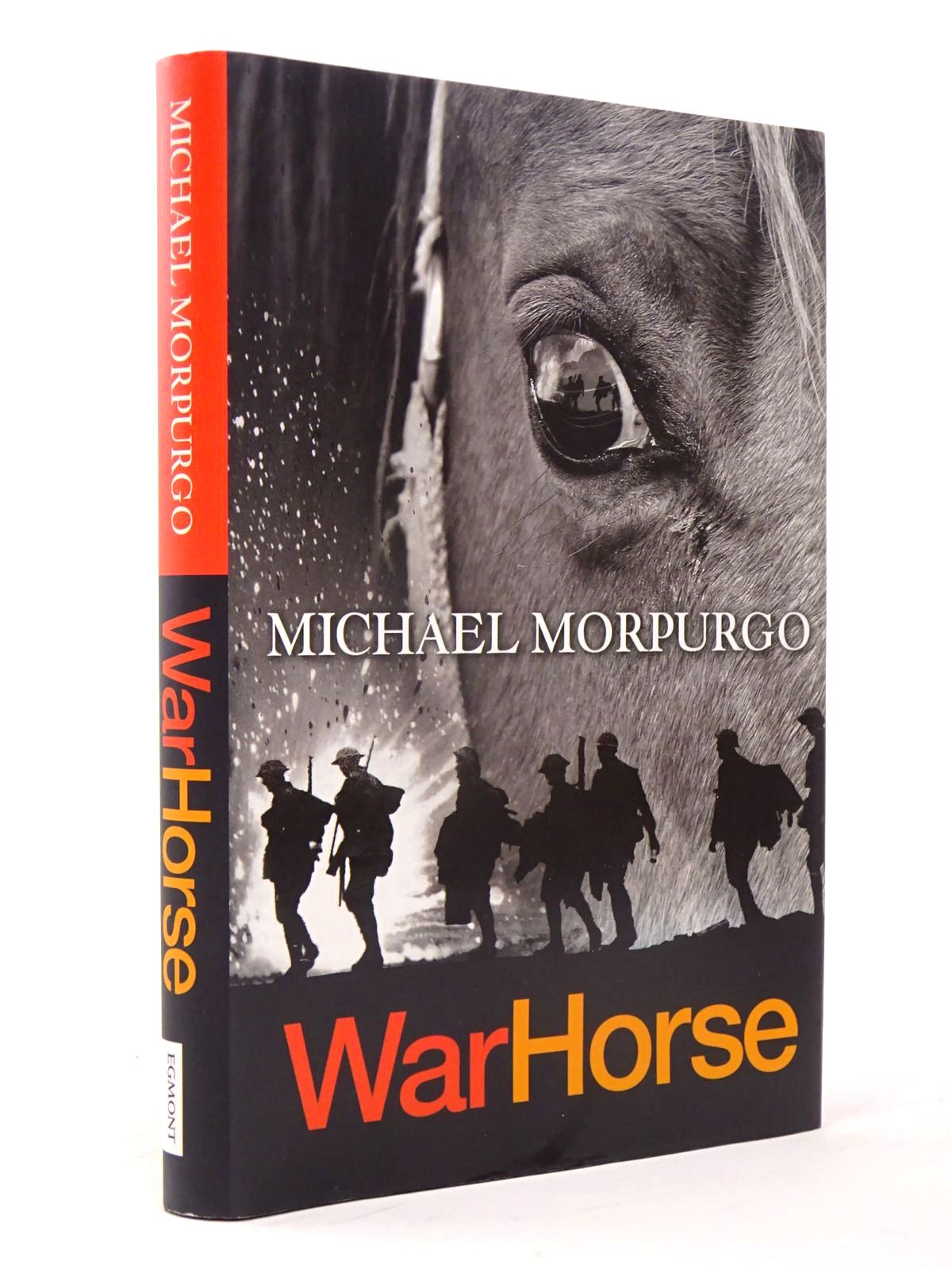 Photo of WAR HORSE written by Morpurgo, Michael published by Egmont (STOCK CODE: 1817513)  for sale by Stella & Rose's Books