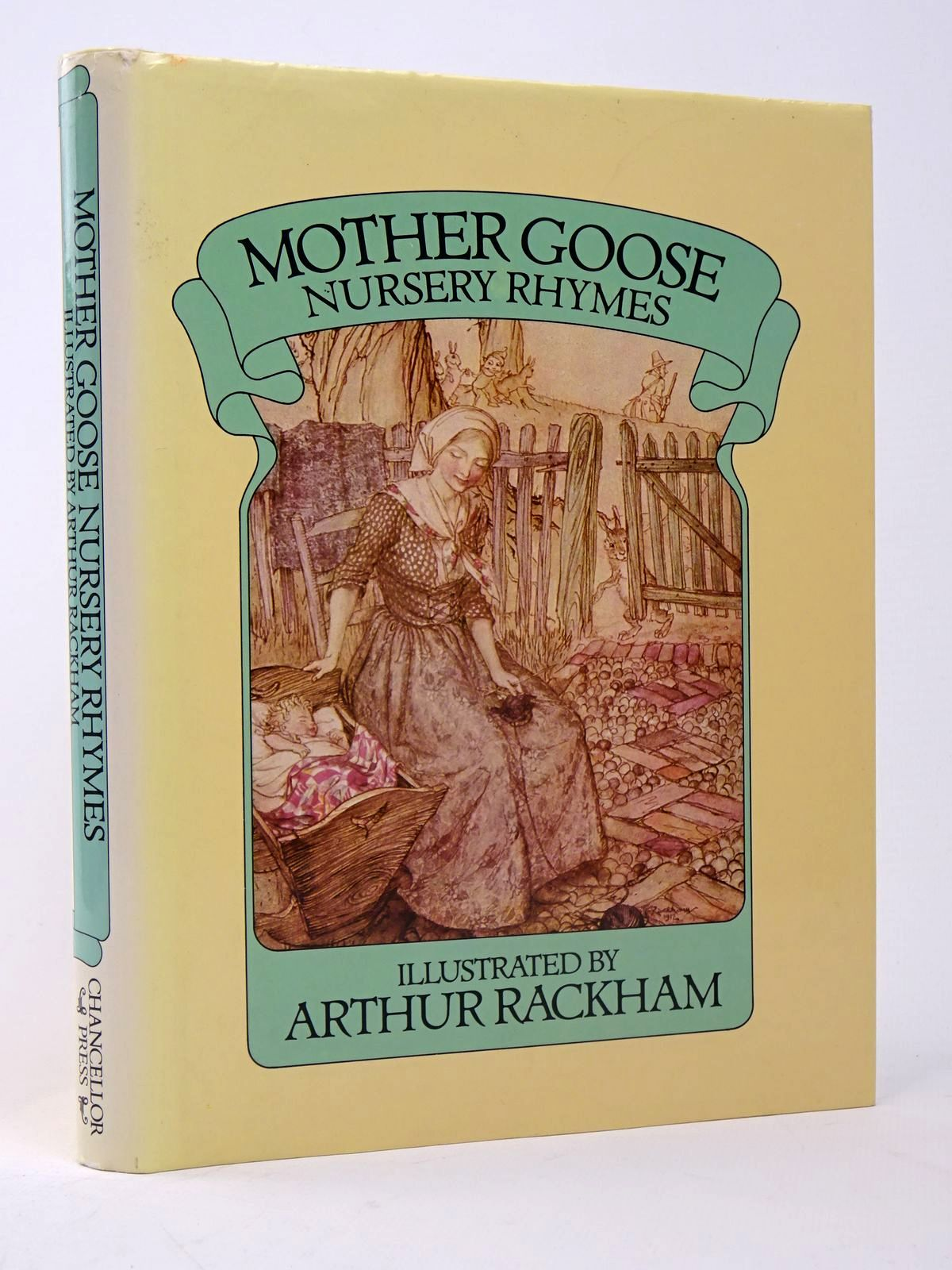 Photo of MOTHER GOOSE NURSERY RHYMES illustrated by Rackham, Arthur published by Chancellor Press (STOCK CODE: 1817514)  for sale by Stella & Rose's Books