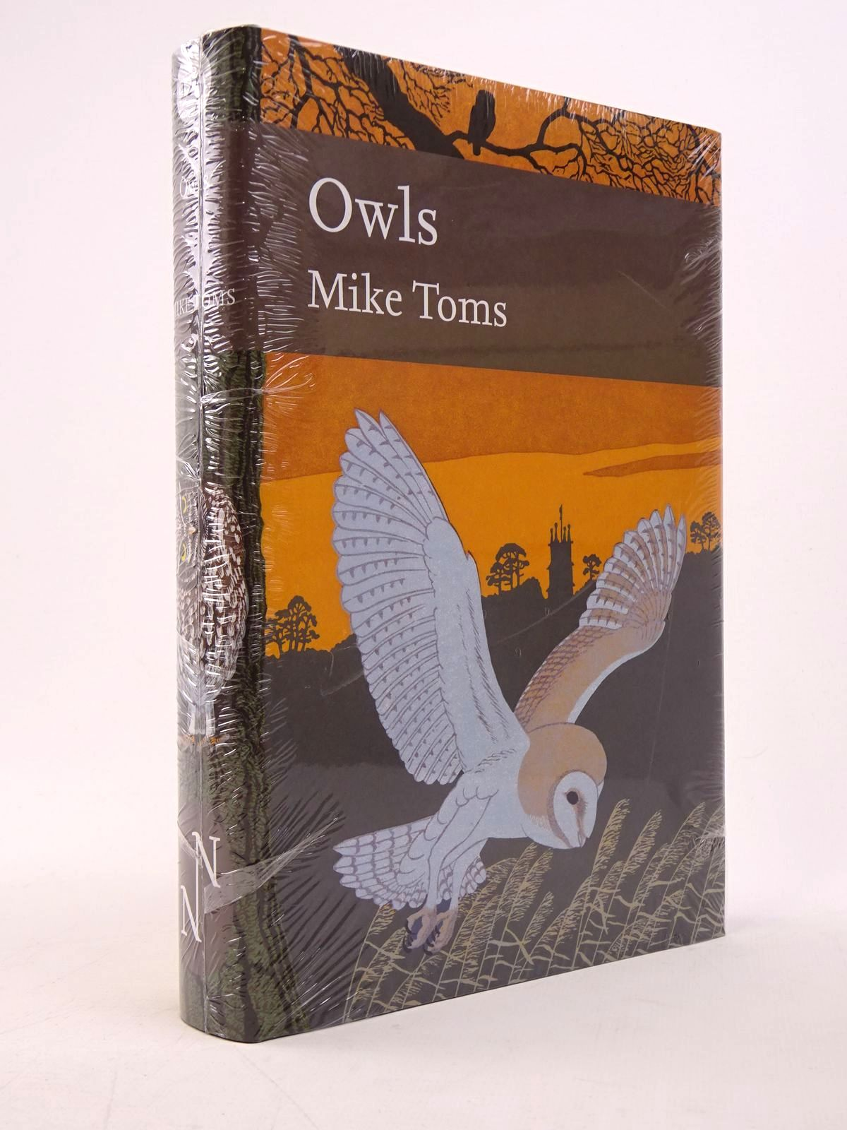 Photo of OWLS (NN 125) written by Toms, Mike published by William Collins (STOCK CODE: 1817554)  for sale by Stella & Rose's Books
