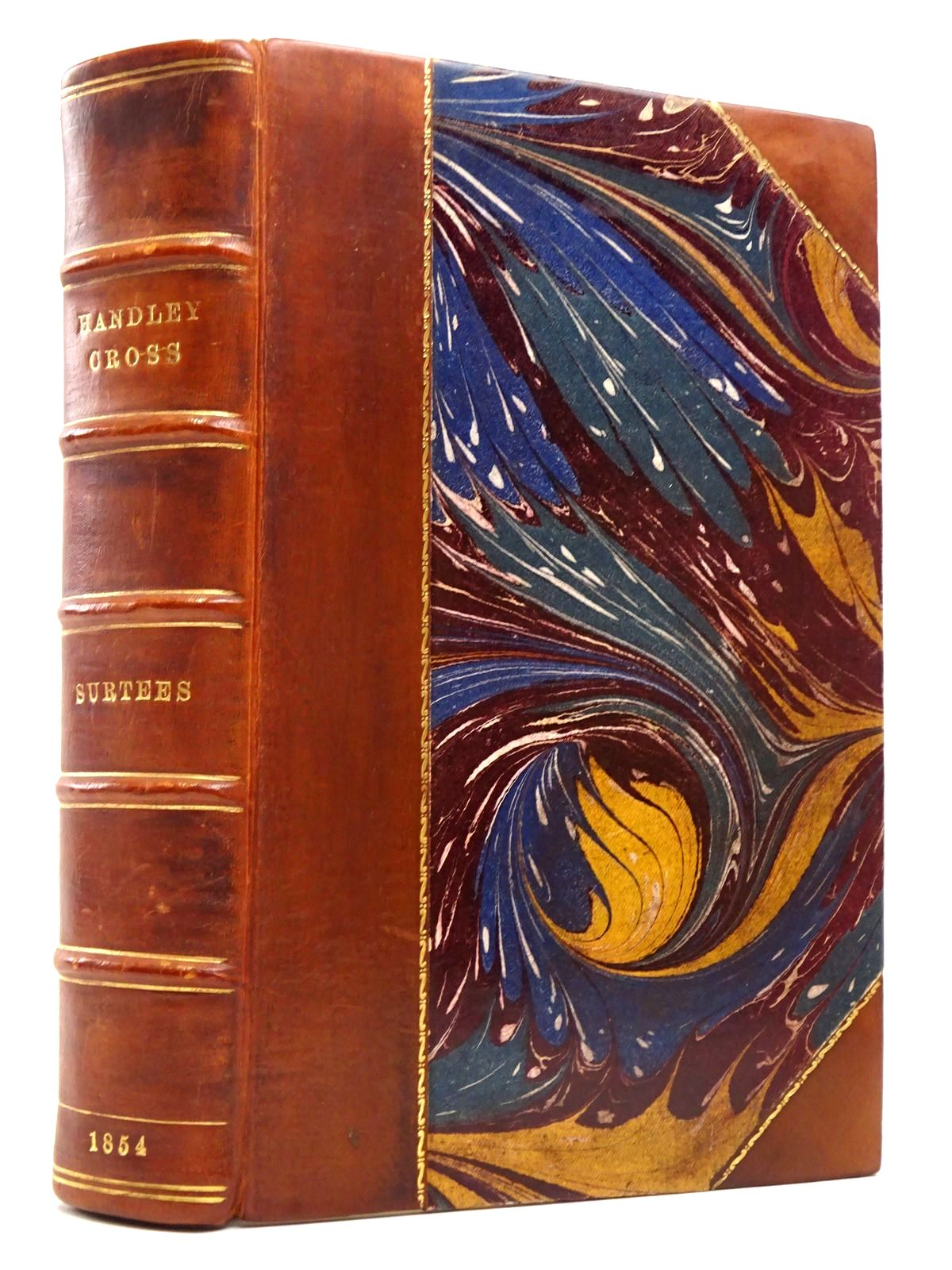 Photo of HANDLEY CROSS OR MR. JORROCKS'S HUNT written by Surtees, R.S. illustrated by Leech, John published by Bradbury, Agnew & Co. Ltd. (STOCK CODE: 1817631)  for sale by Stella & Rose's Books
