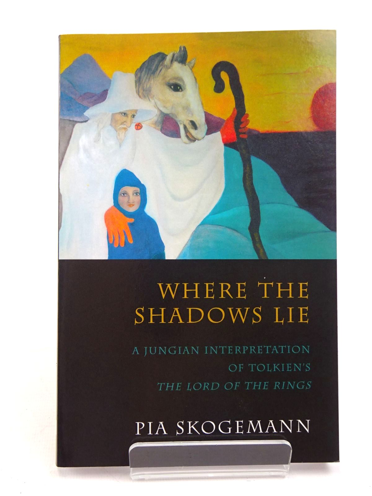Photo of WHERE THE SHADOWS LIE written by Tolkien, J.R.R.<br />Skogemann, Pia published by Chiron Publications (STOCK CODE: 1817667)  for sale by Stella & Rose's Books
