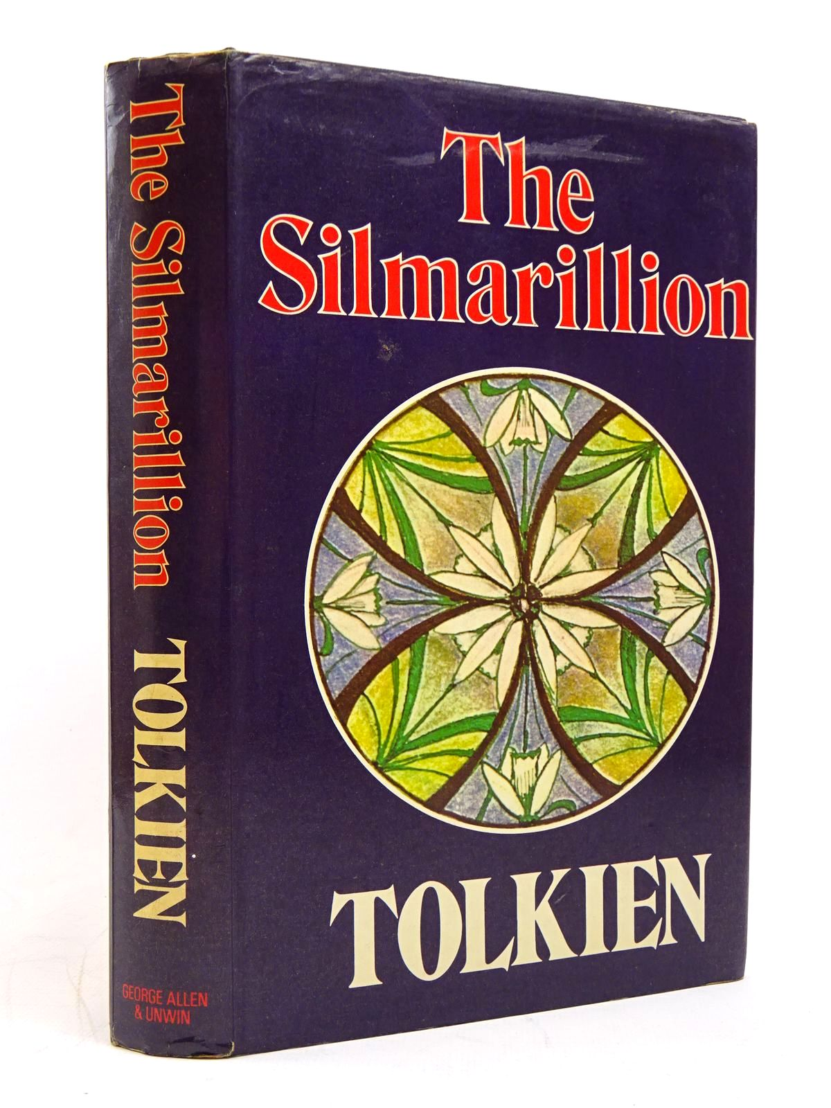 Photo of THE SILMARILLION written by Tolkien, J.R.R.<br />Tolkien, Christopher published by George Allen & Unwin (STOCK CODE: 1817669)  for sale by Stella & Rose's Books