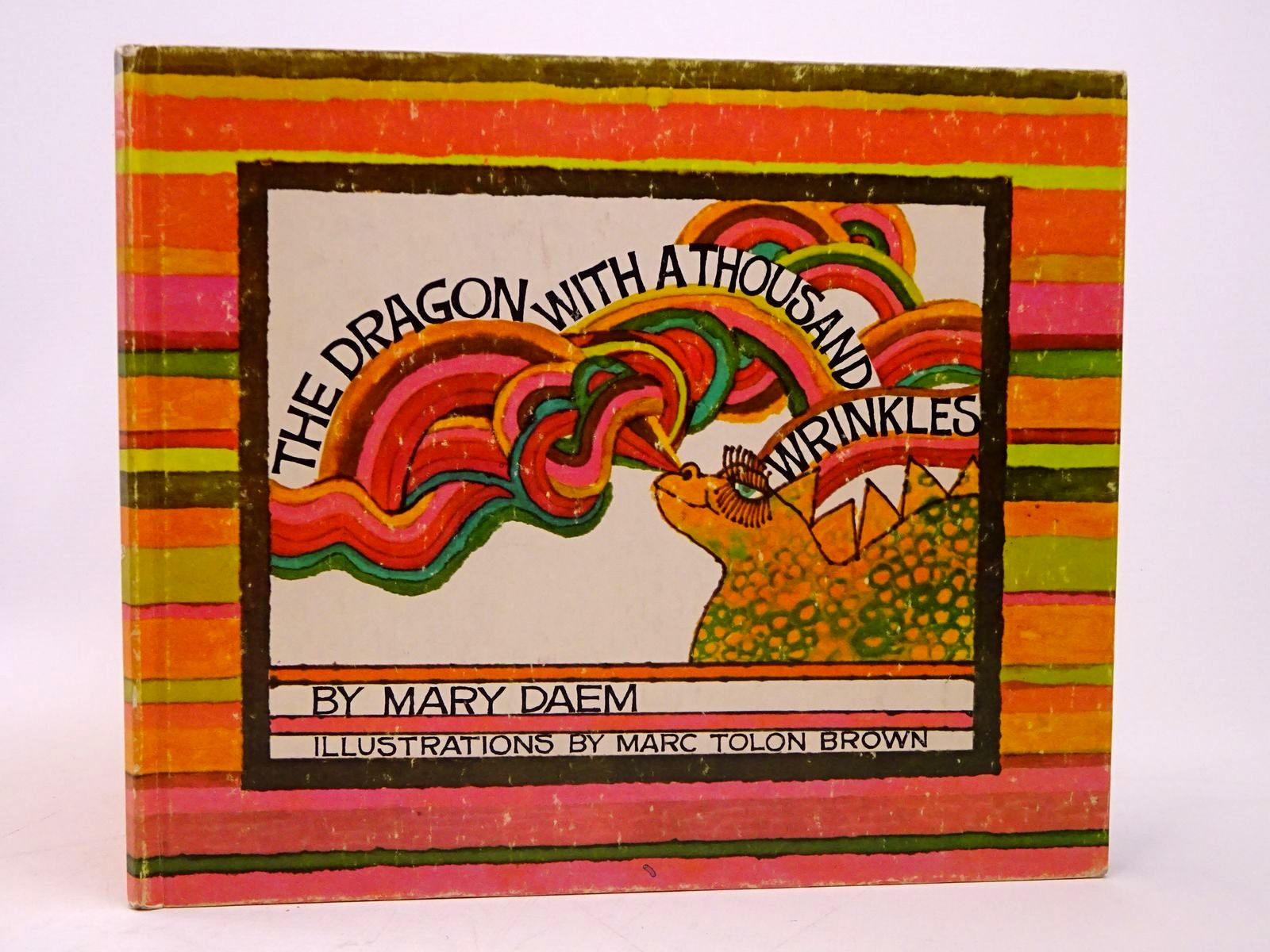 Photo of THE DRAGON WITH A THOUSAND WRINKLES written by Daem, Mary illustrated by Brown, Marc Tolon published by Ginn and Company (STOCK CODE: 1817706)  for sale by Stella & Rose's Books