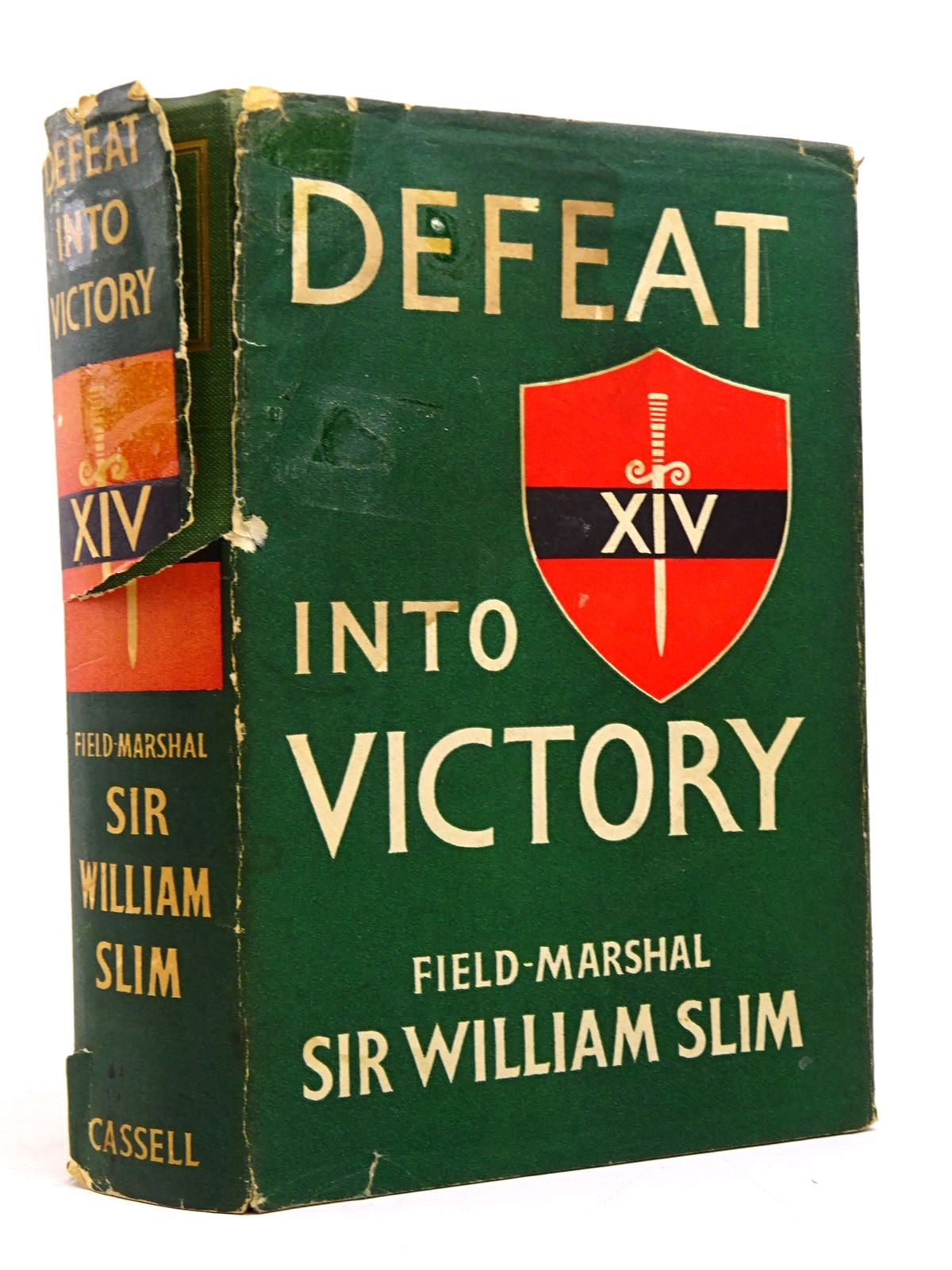 Photo of DEFEAT INTO VICTORY written by Slim, William published by Cassell & Company Limited (STOCK CODE: 1817797)  for sale by Stella & Rose's Books