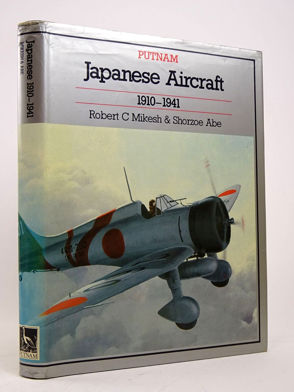 Photo of JAPANESE AIRCRAFT 1910-1941 written by Mikesh, Robert C.<br />Abe, Shorzoe published by Putnam (STOCK CODE: 1817812)  for sale by Stella & Rose's Books