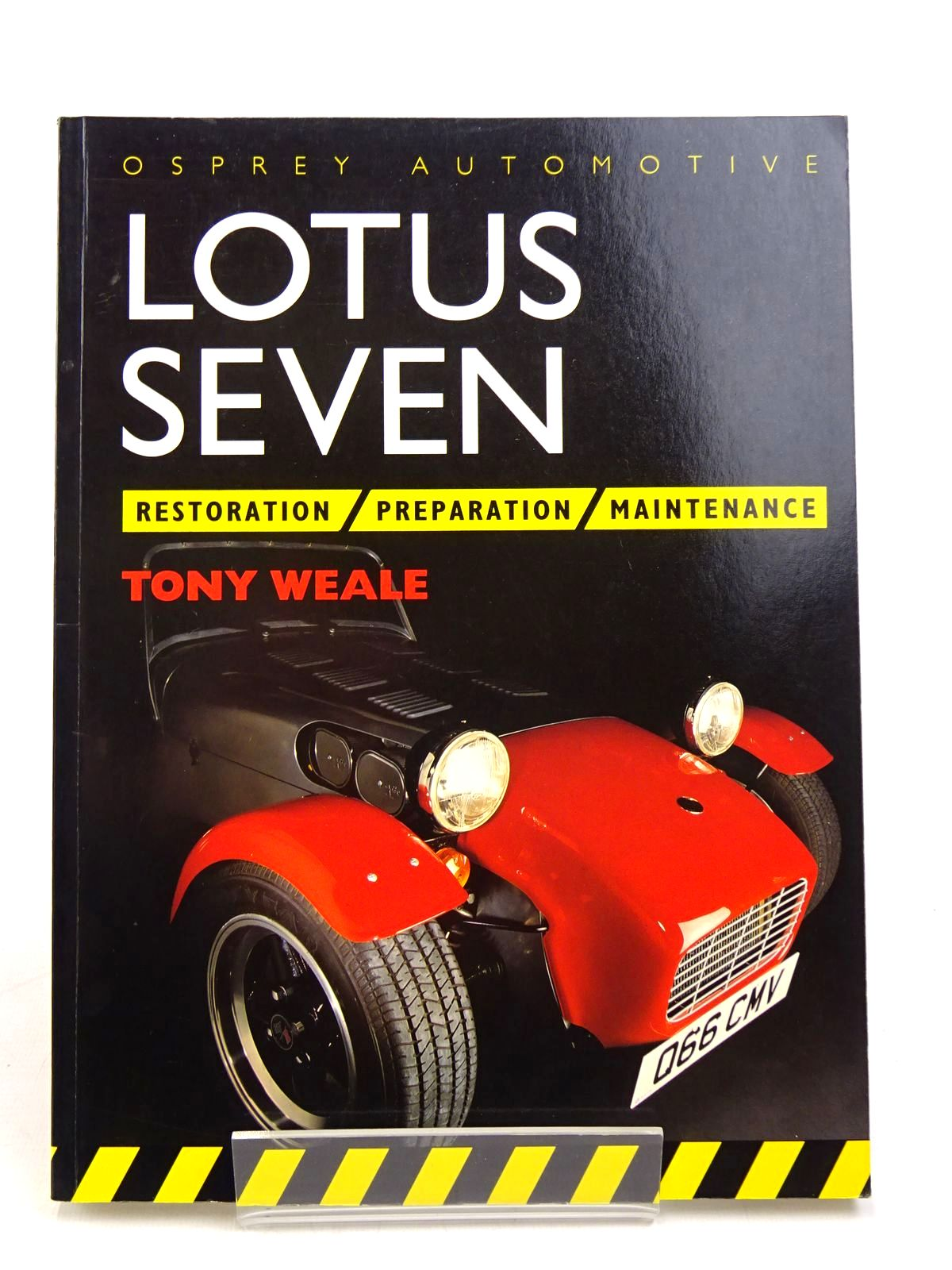 Photo of LOTUS SEVEN (OSPREY AUTOMOTIVE) written by Weale, Tony published by Osprey Automotive (STOCK CODE: 1817841)  for sale by Stella & Rose's Books