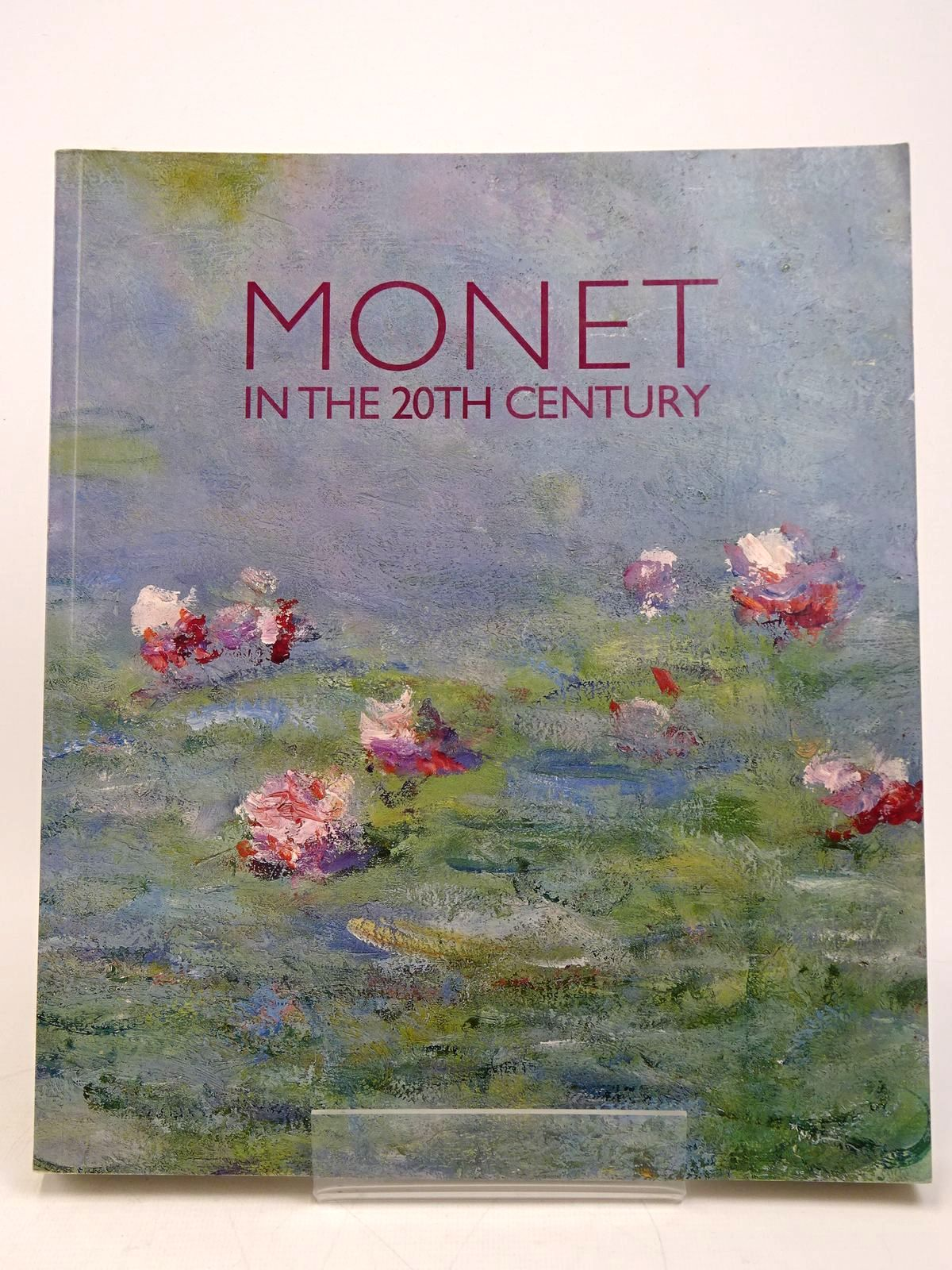 Photo of MONET IN THE 20TH CENTURY written by Tucker, Paul Hayes<br />et al, illustrated by Monet, Claude published by Royal Academy of Arts (STOCK CODE: 1817861)  for sale by Stella & Rose's Books