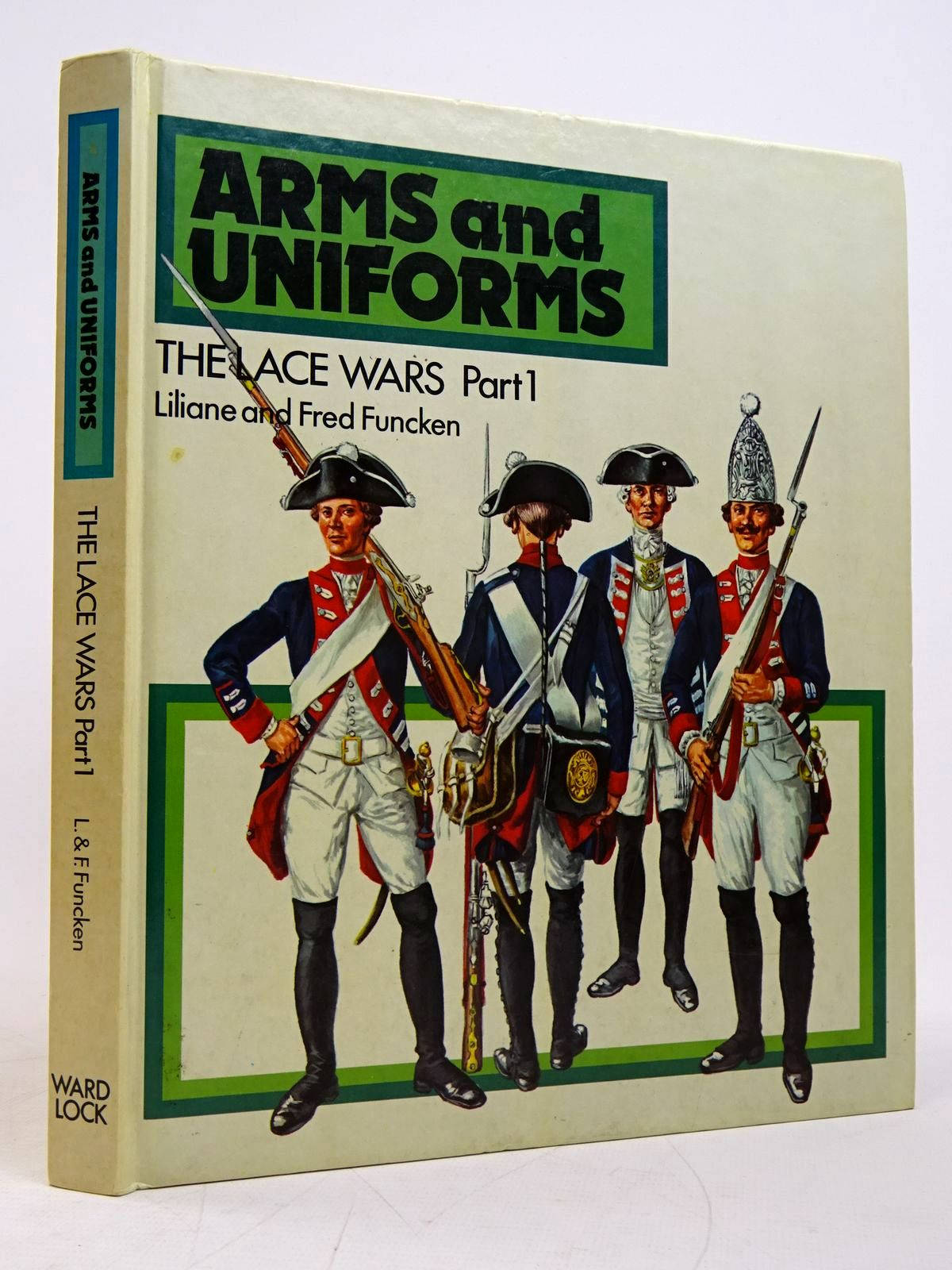 Photo of THE LACE WARS PART I written by Funcken, Liliane<br />Funcken, Fred published by Ward Lock Limited (STOCK CODE: 1817917)  for sale by Stella & Rose's Books