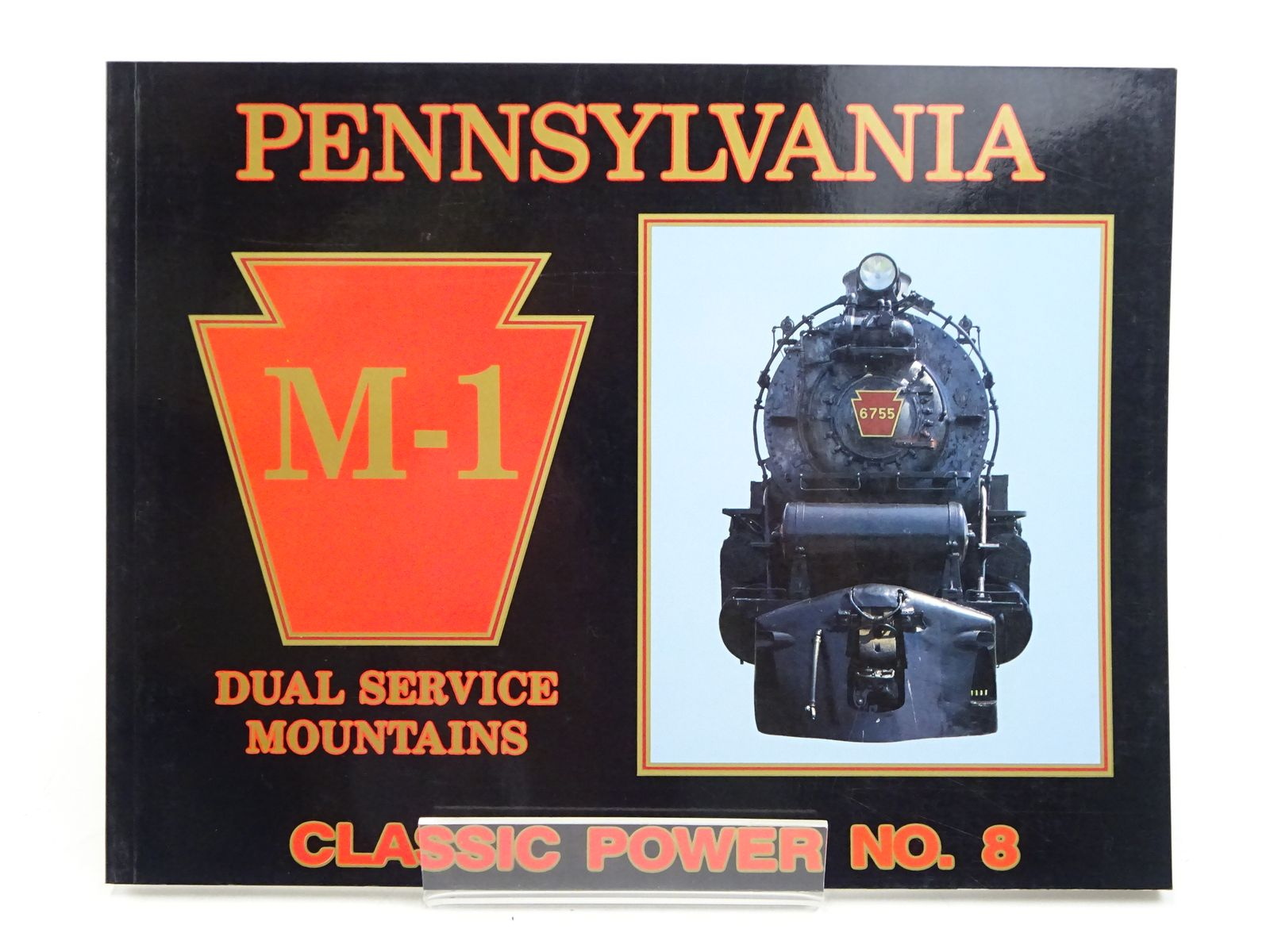 Photo of PENNSYLVANIA M-1 DUAL SERVICE MOUNTAINS: CLASSIC POWER No. 8 written by Pennypacker, Bert published by N.J. International (STOCK CODE: 1818032)  for sale by Stella & Rose's Books