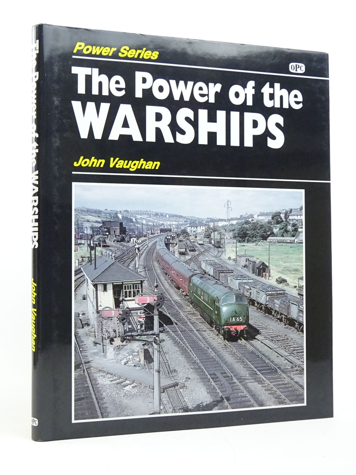 Photo of THE POWER OF THE WARSHIPS written by Vaughan, John published by O.P.C. (STOCK CODE: 1818075)  for sale by Stella & Rose's Books
