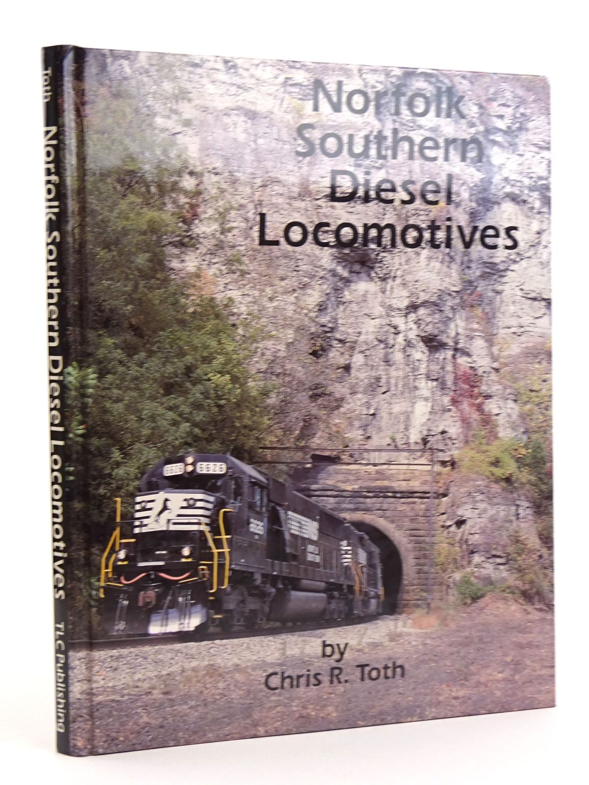 Photo of NORFOLK SOUTHERN DIESEL LOCOMOTIVES written by Toth, Chris R. published by TLC Publishing Inc. (STOCK CODE: 1818118)  for sale by Stella & Rose's Books
