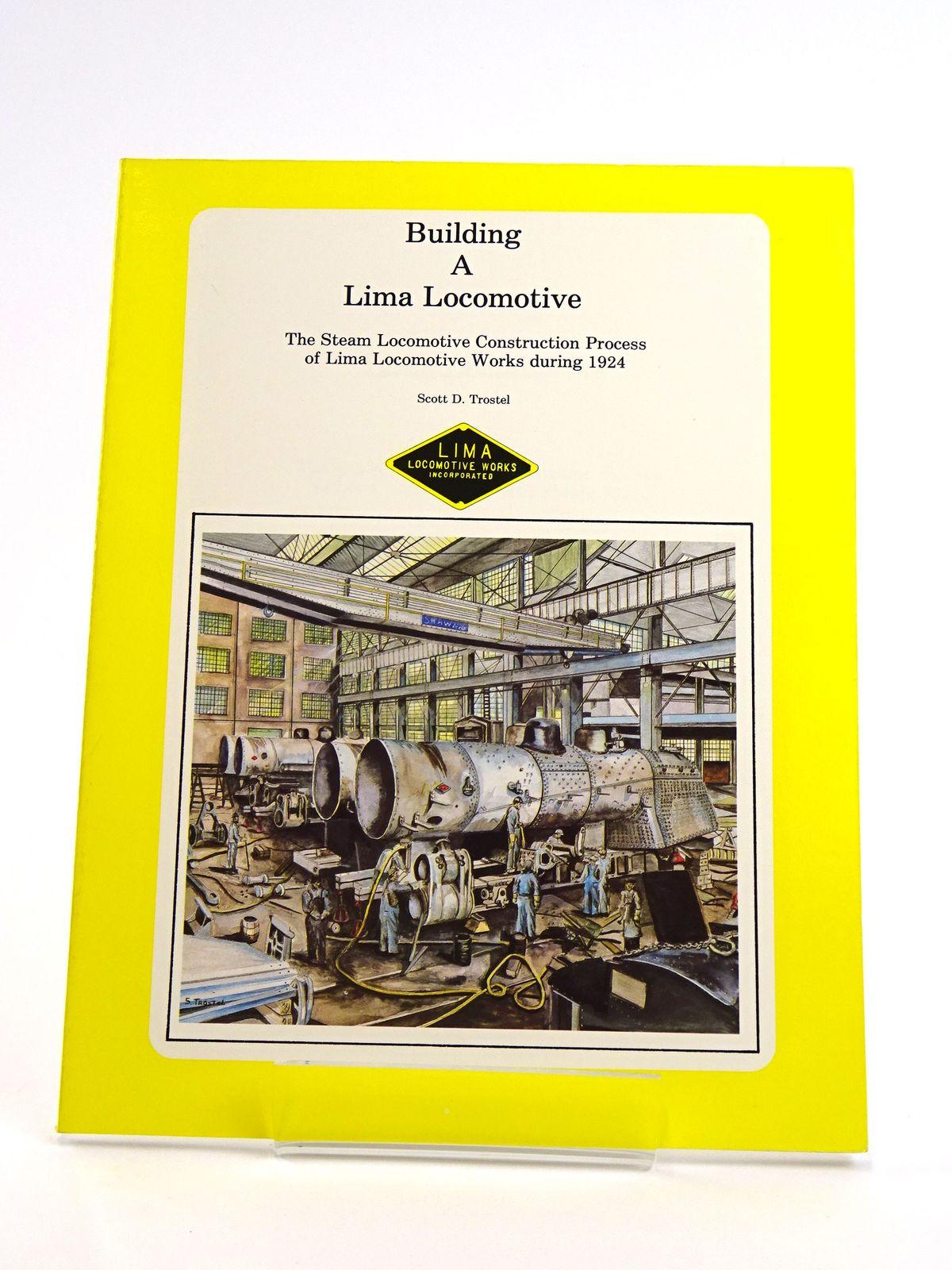 Photo of BUILDING A LIMA LOCOMOTIVE